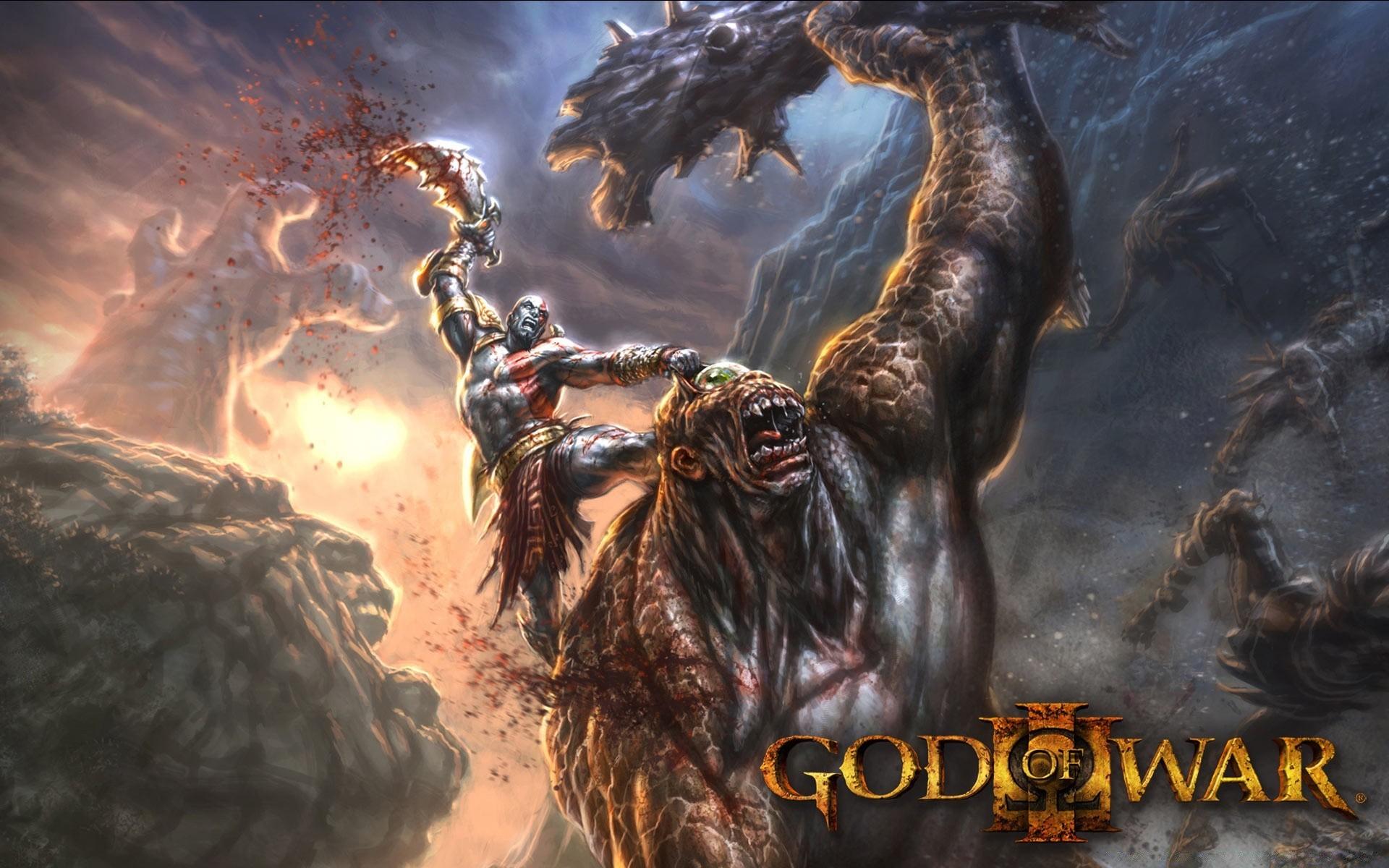 игры богов обои на рабочий стол № 509009  скачать