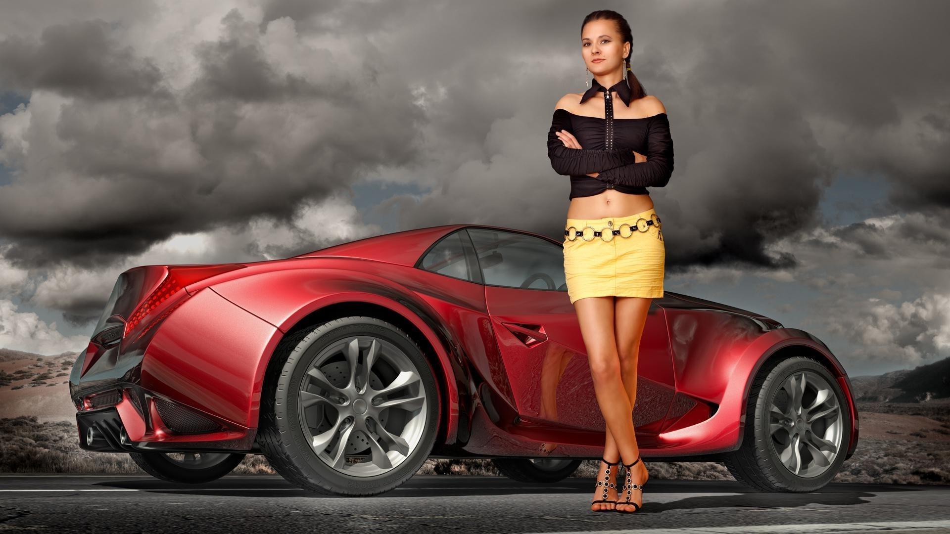 Днем вдв, красивые машины картинки для девушек