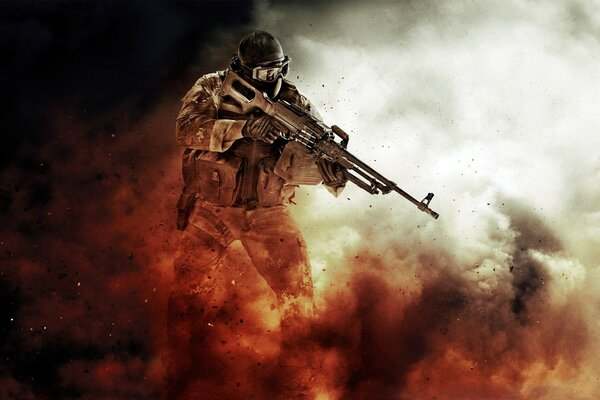 Медаль чести Warfighter