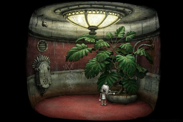 Лифт, Machinarium игра