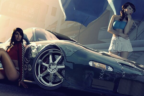 Need For Speed ​​Pro Street