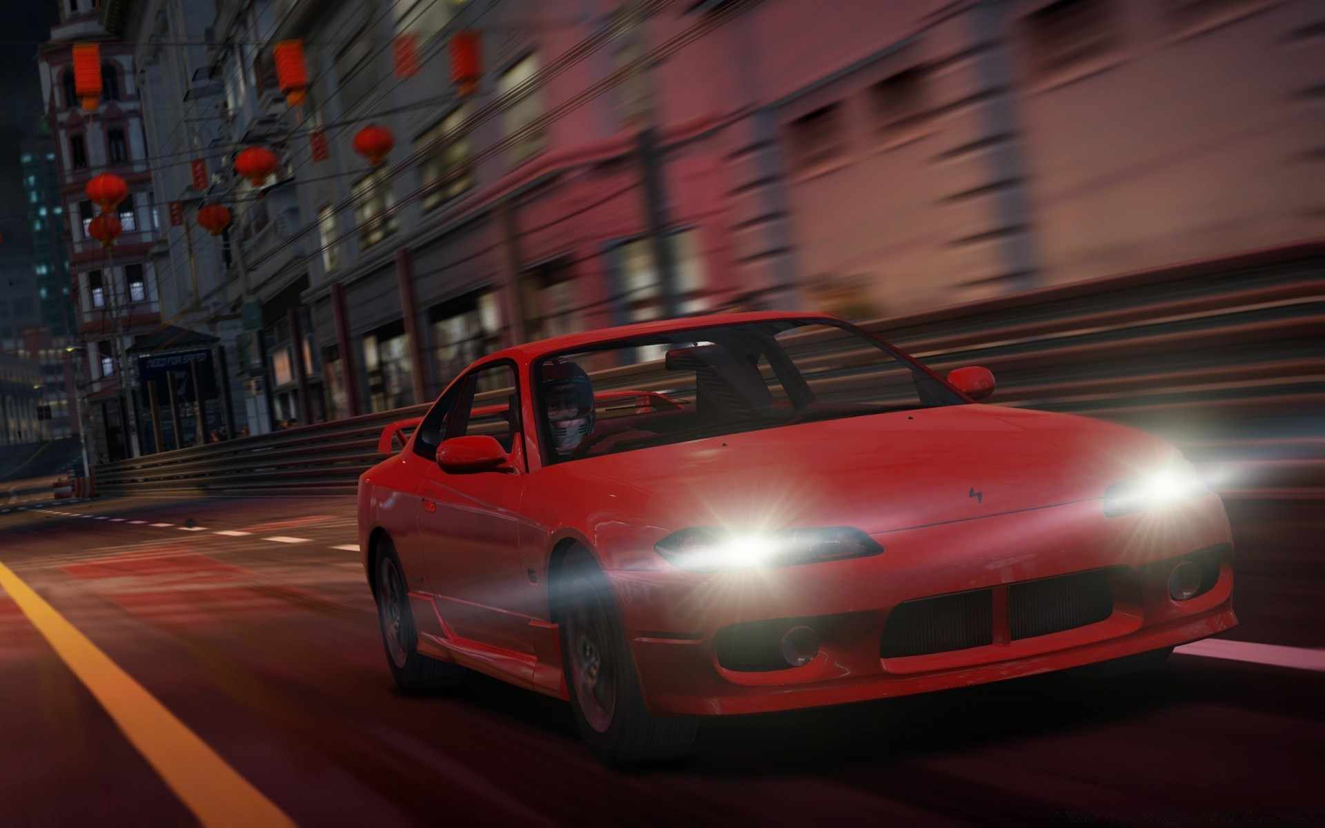 NFS Shift 2 Unleashed, Nissan Silvia s15 Spec R