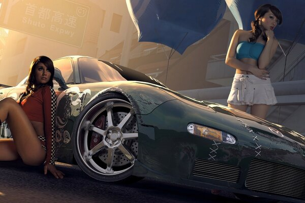 Need For Speed ​​ProStreet