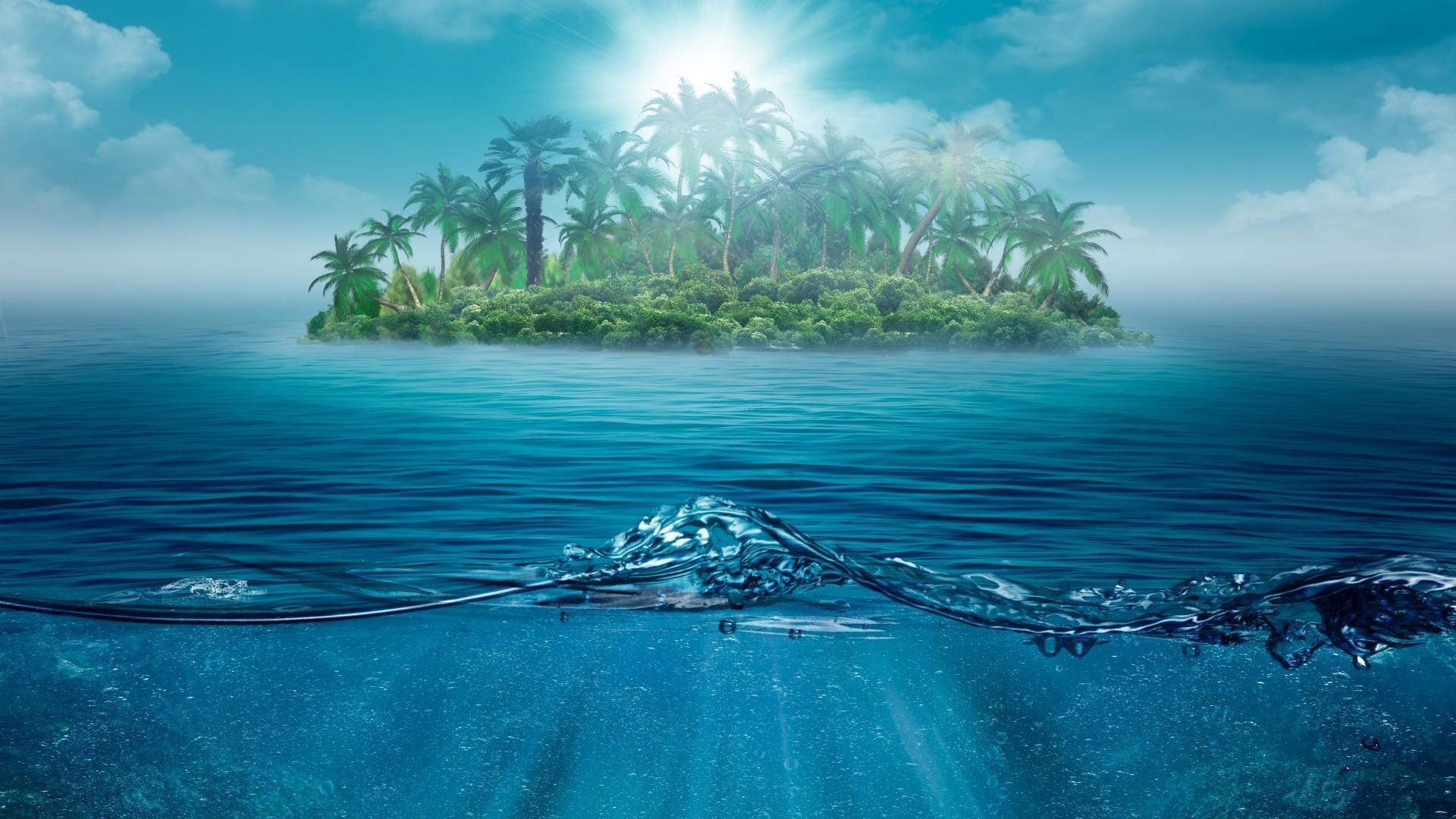 острова картинки на аватарку зло