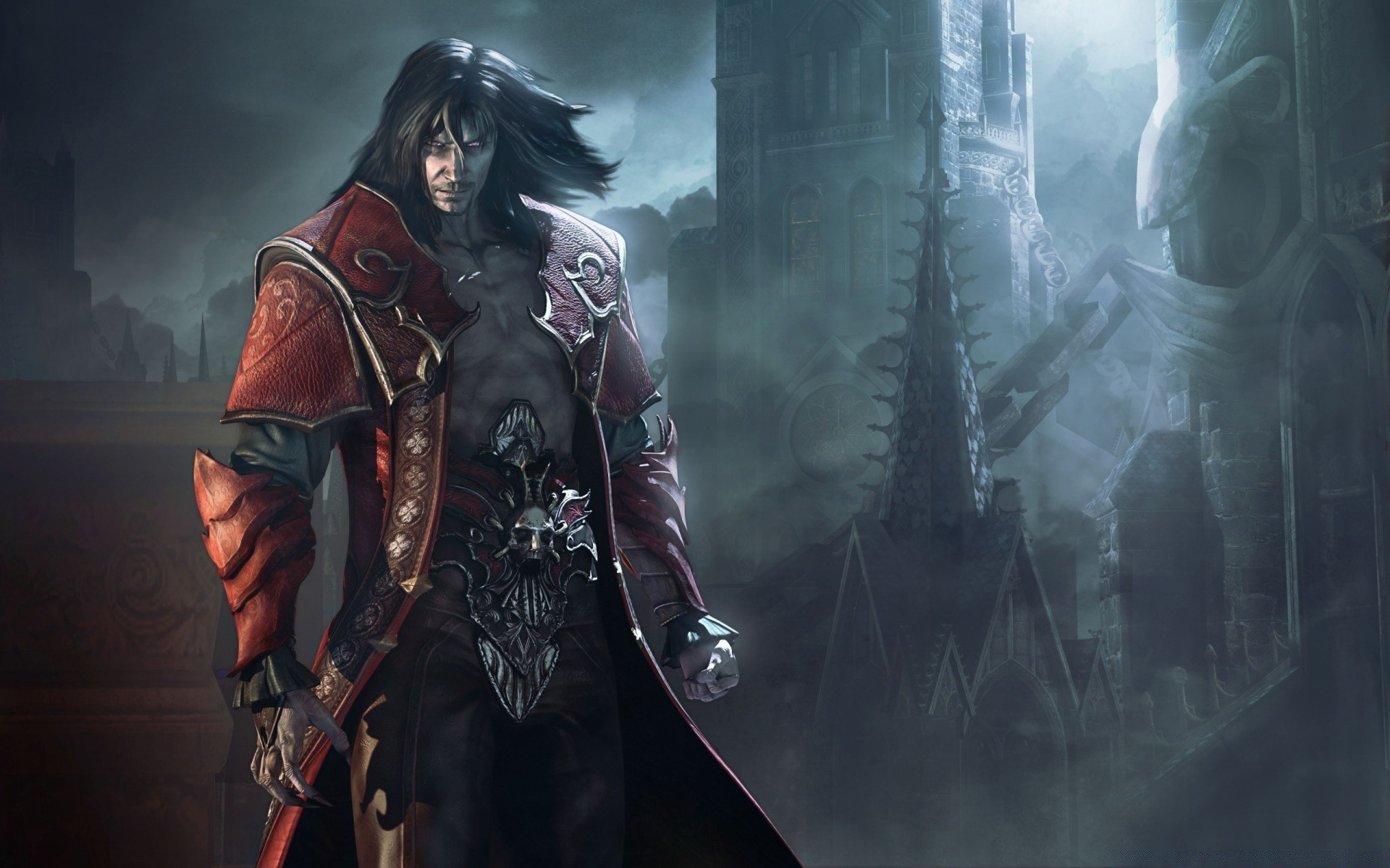 Castlevania Lords Of Тень 2 героя