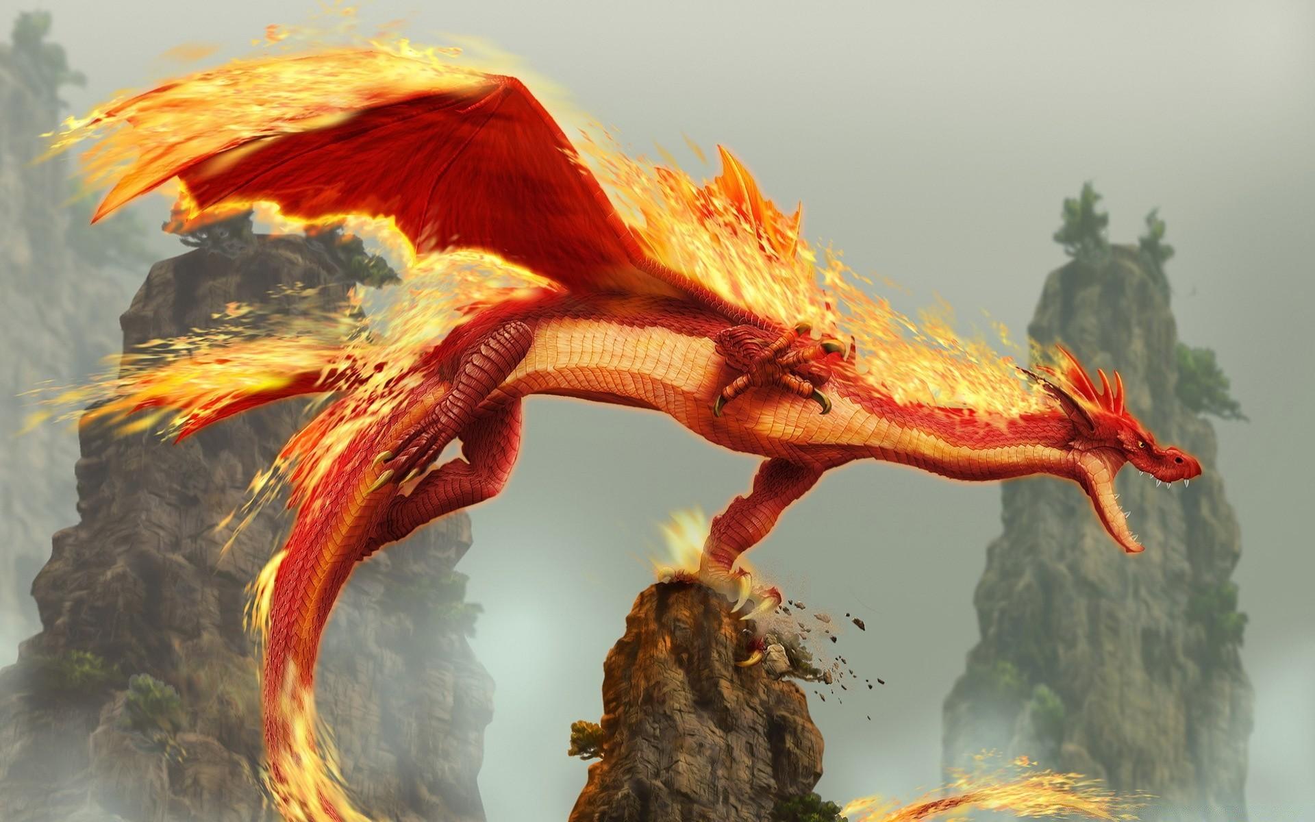 Картинки начало, картинки с драконом на рабочий стол