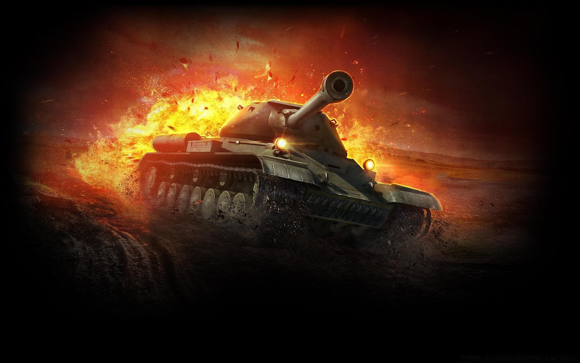 мир танков заставка