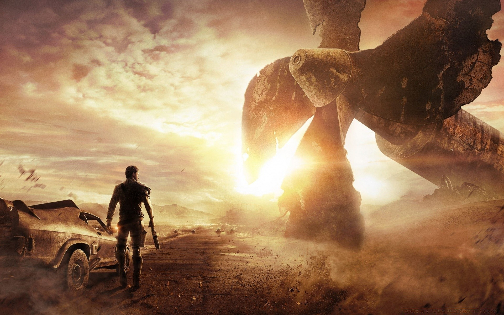 mad max Become mad max, the lone warrior in a savage post-apocalyptic world where cars are the key to survival in this action-packed, open world, third-person action game, you must fight to stay alive in.