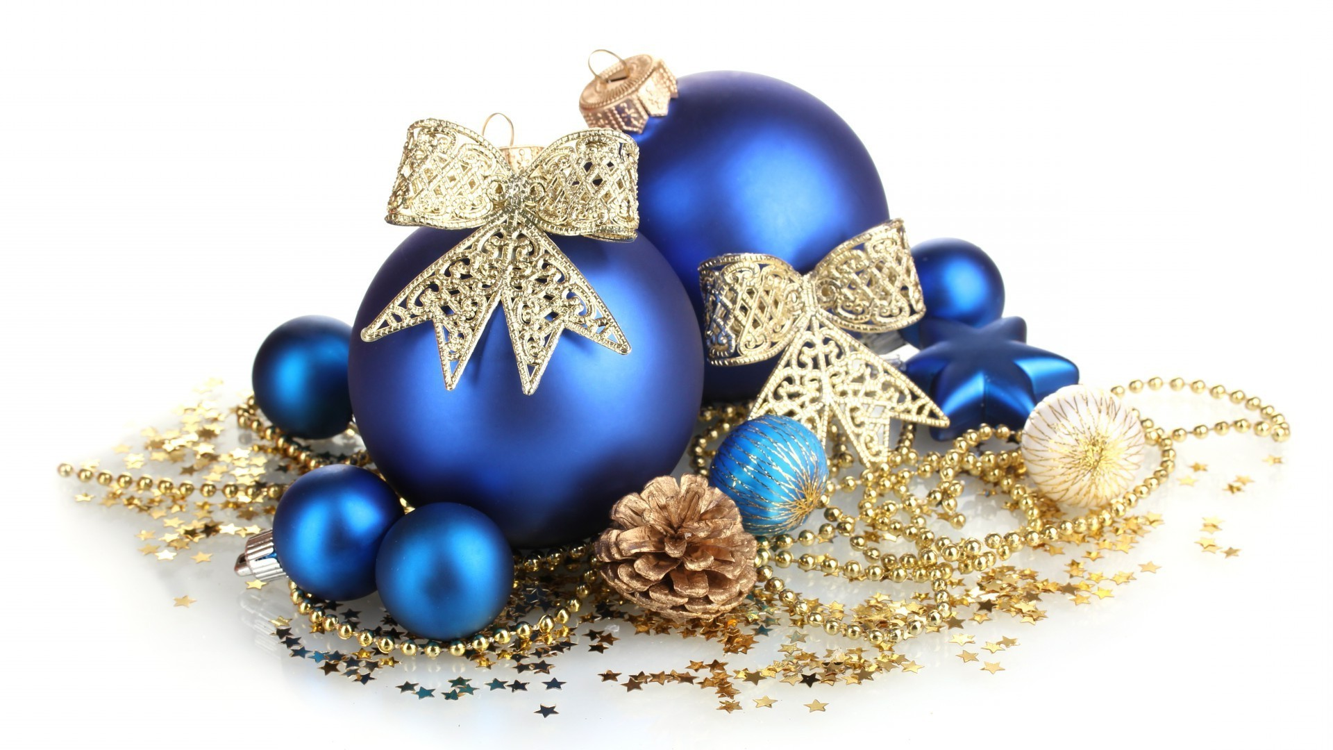 Новогоднее украшение открыток