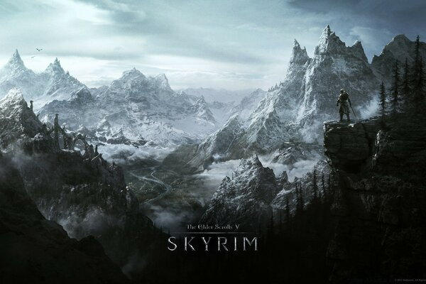 The Elder Scrolls V Skyrim (видеоигра)