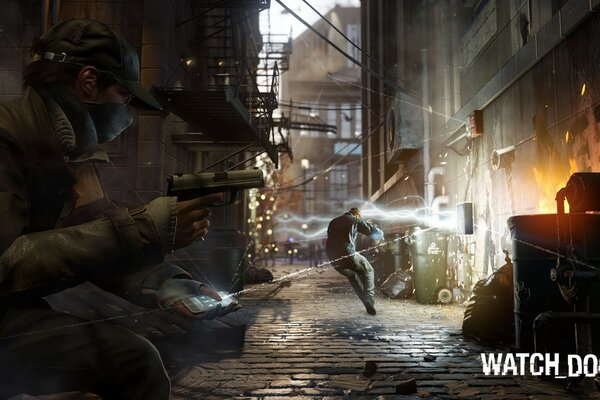 Watch_dogs 2013 видеоигры