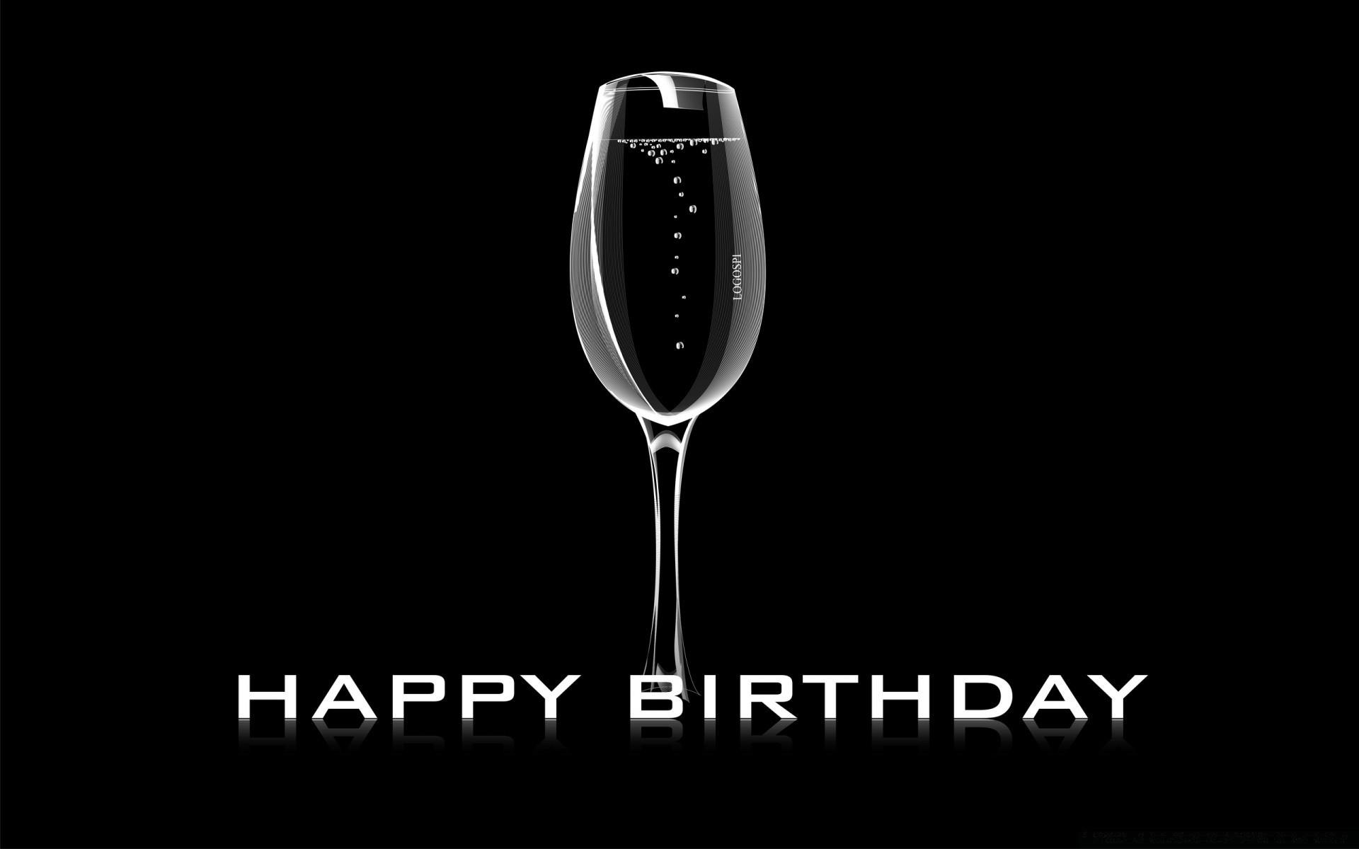 Открытки с днем рождения мужчине черно белое, поздравление днем рождения