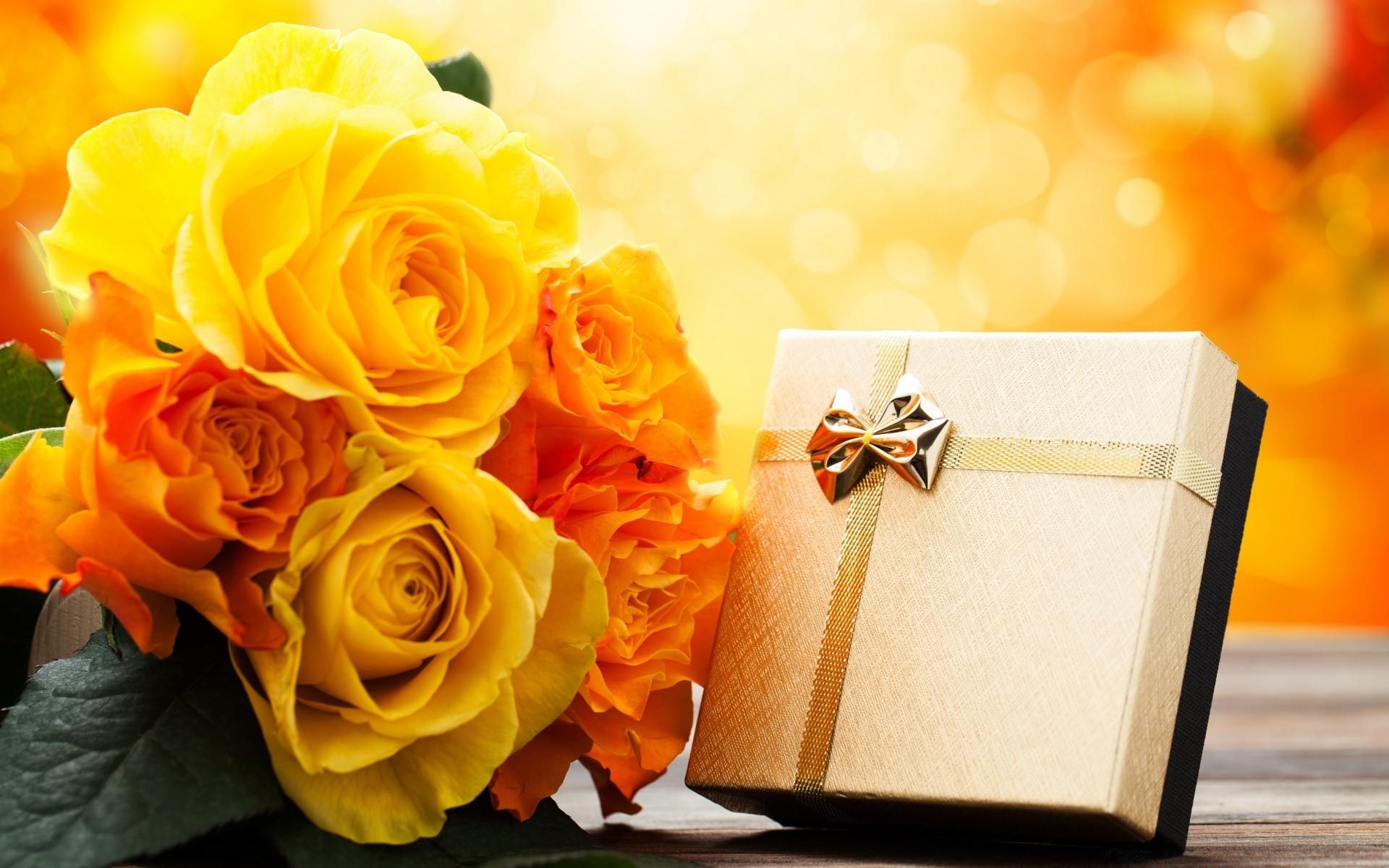 Открытка с днем рождения мужчина с цветами