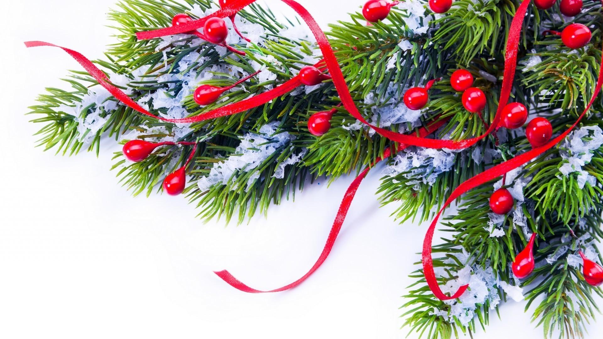 Новогоднее украшение открытка