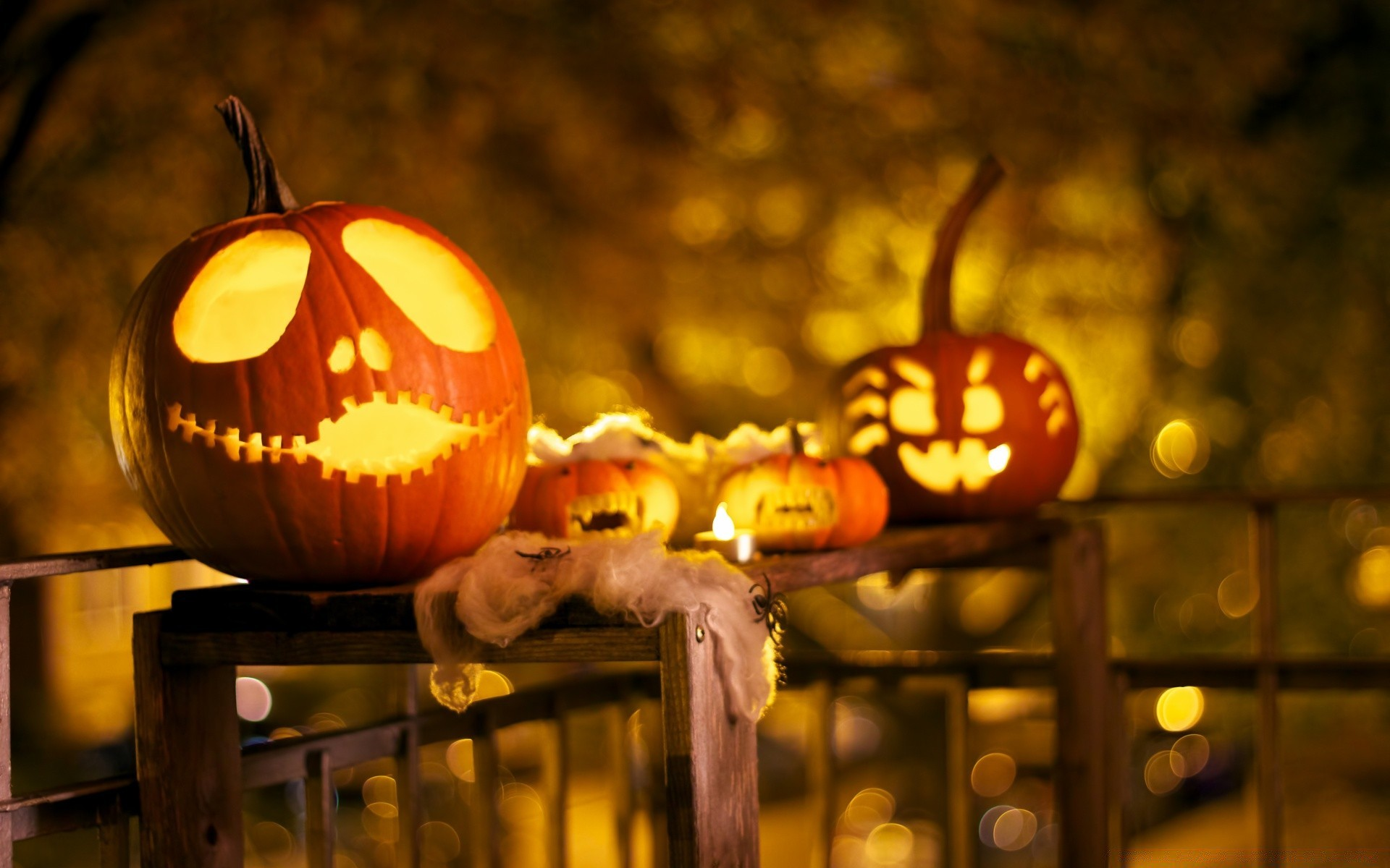 хэллоуин фото на рабочий стол чем