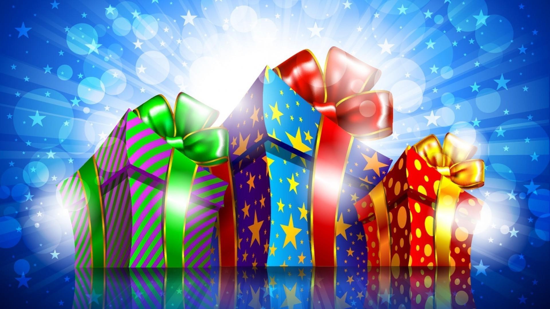 Подарки в день рождения открытки, днем