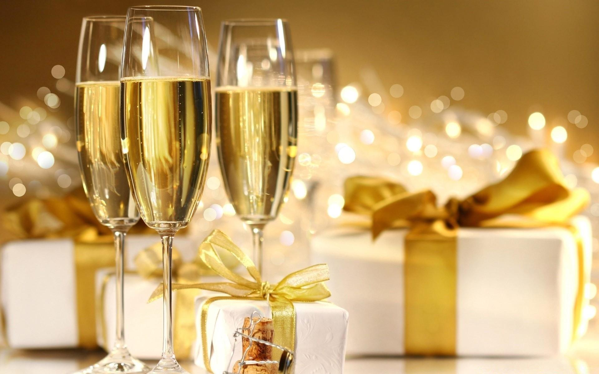 Открытка с днем рождения в новый год