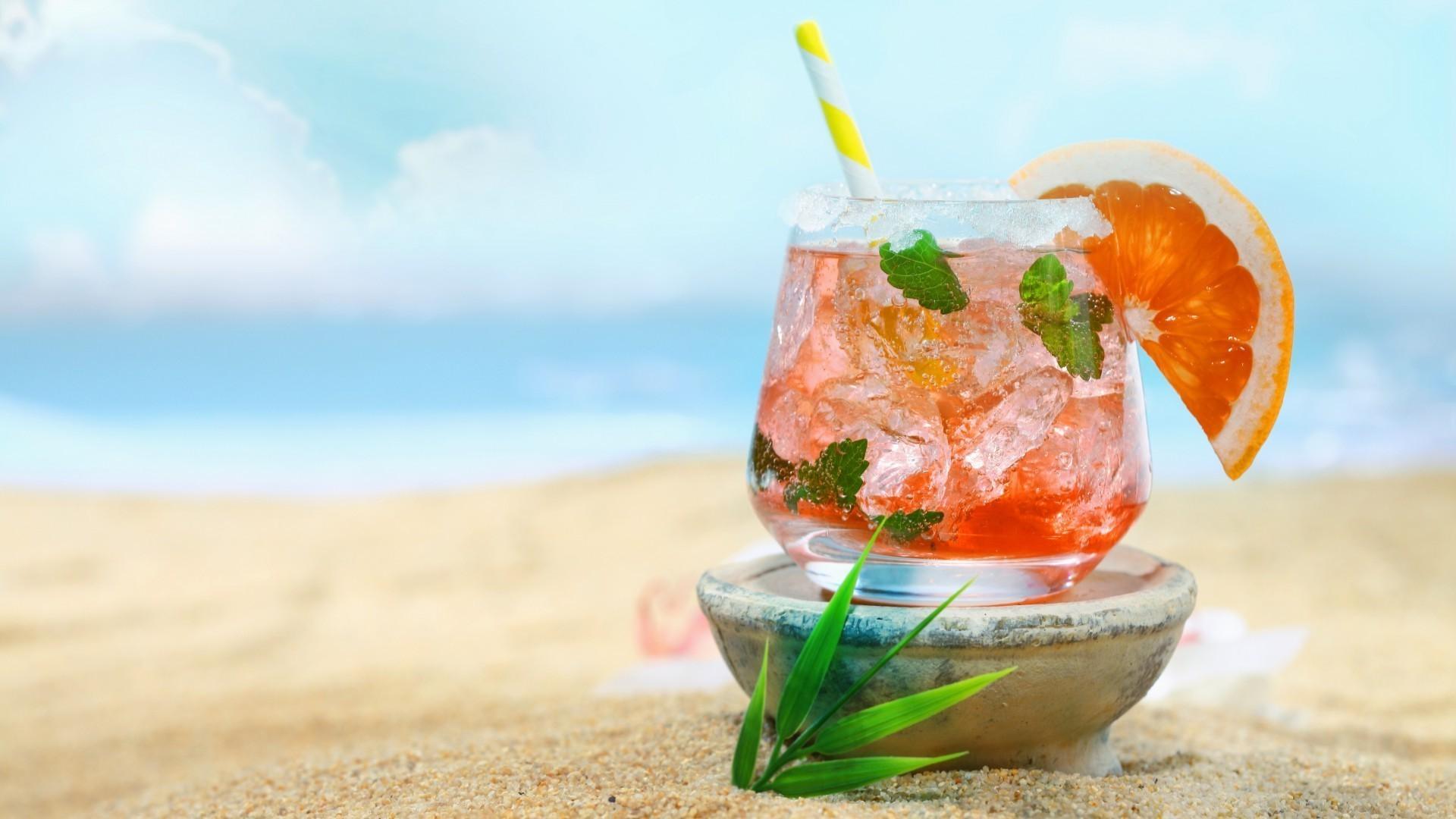коктейль пляж море без регистрации