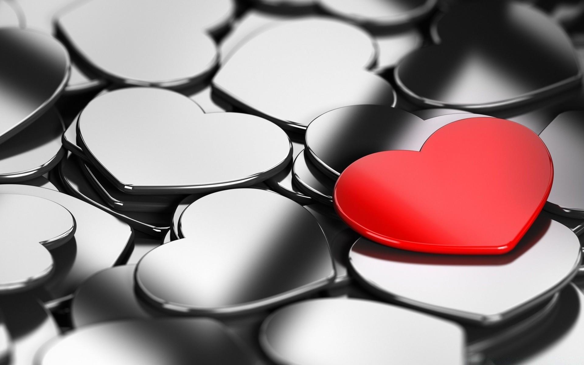 начался картинка на рабочий стол сердце занято собой