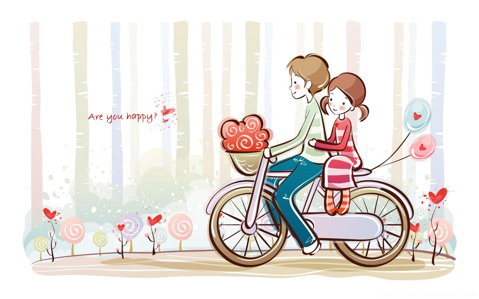 Прикольные рисунки о любви, советские открытки картинки
