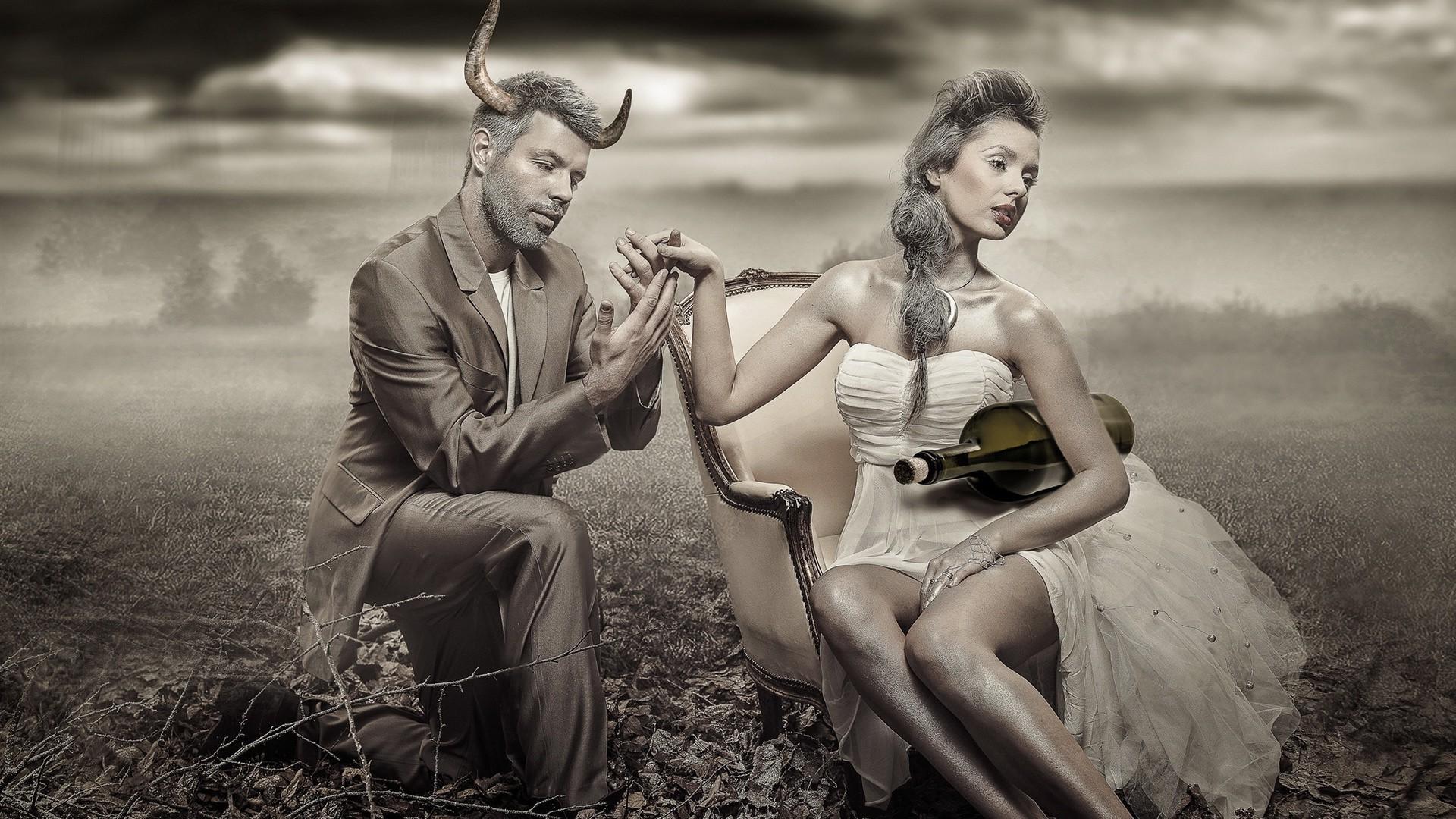 поведение как наставить жене рога ответы