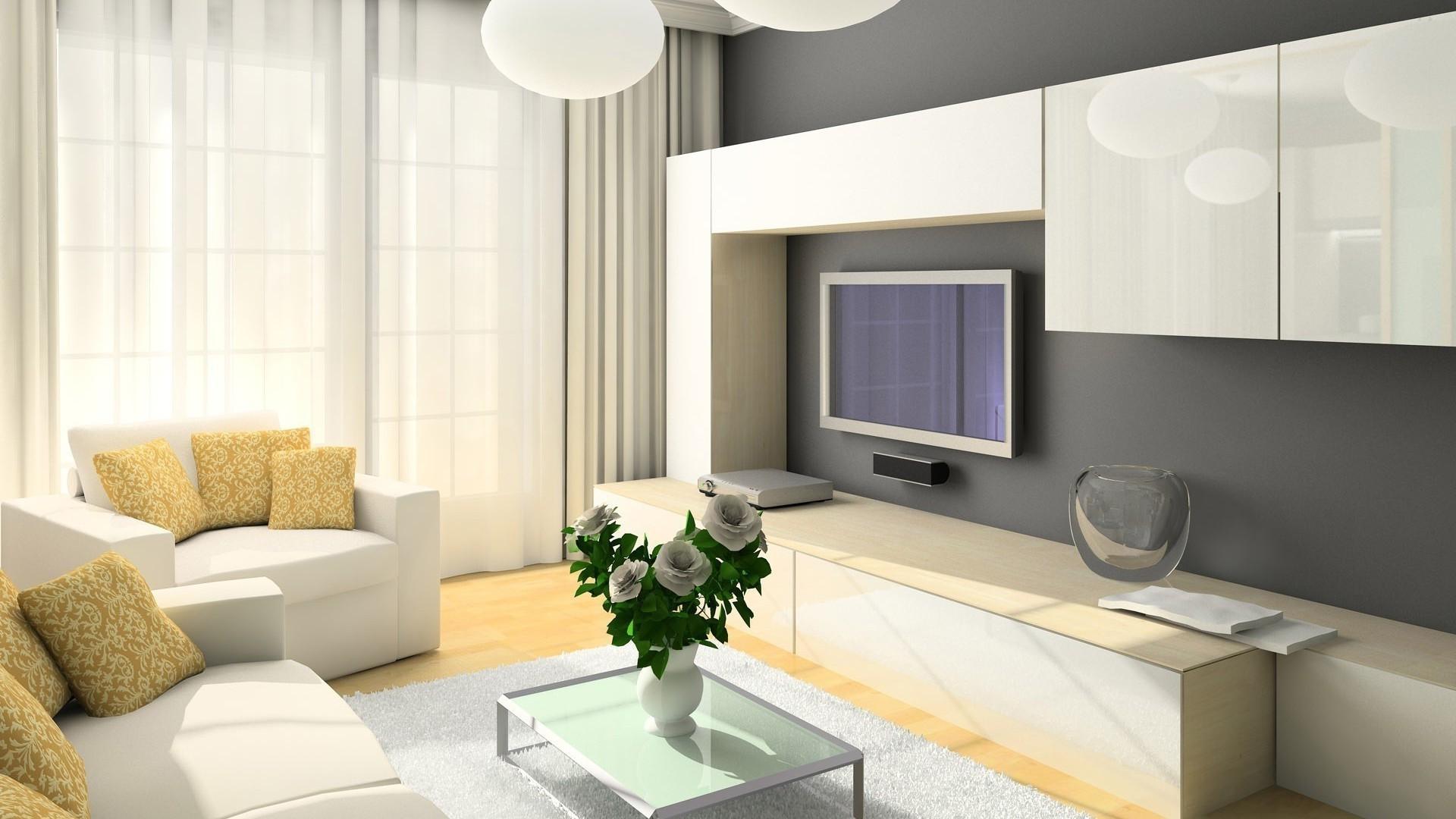Современный интерьер гостиной 17 кв.м фото