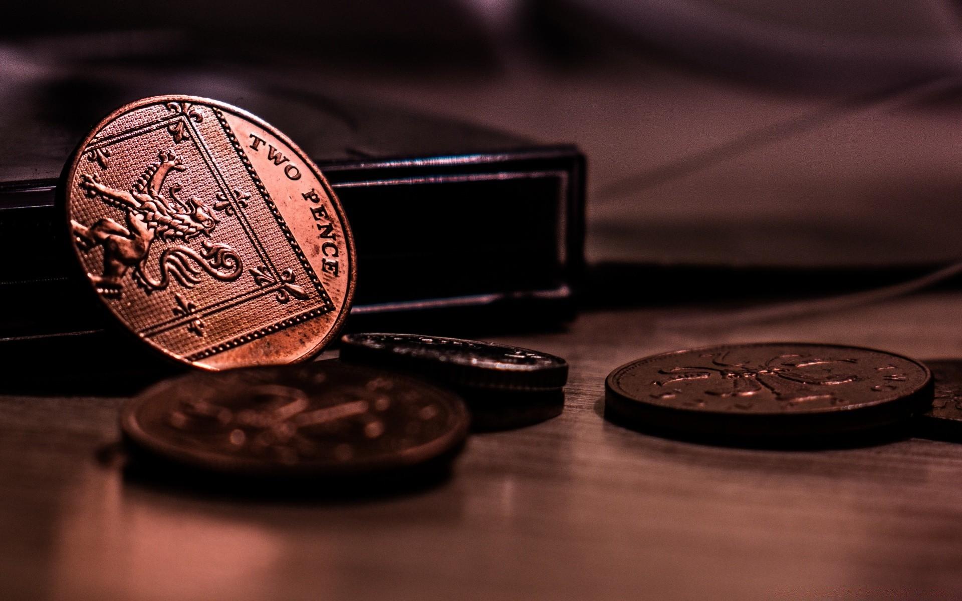 Картинки на телефон монеты