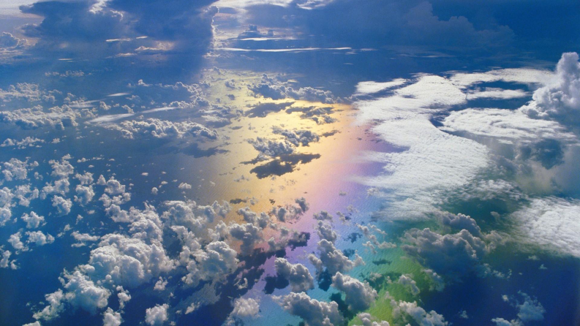 них картинки три неба над землей время гонок