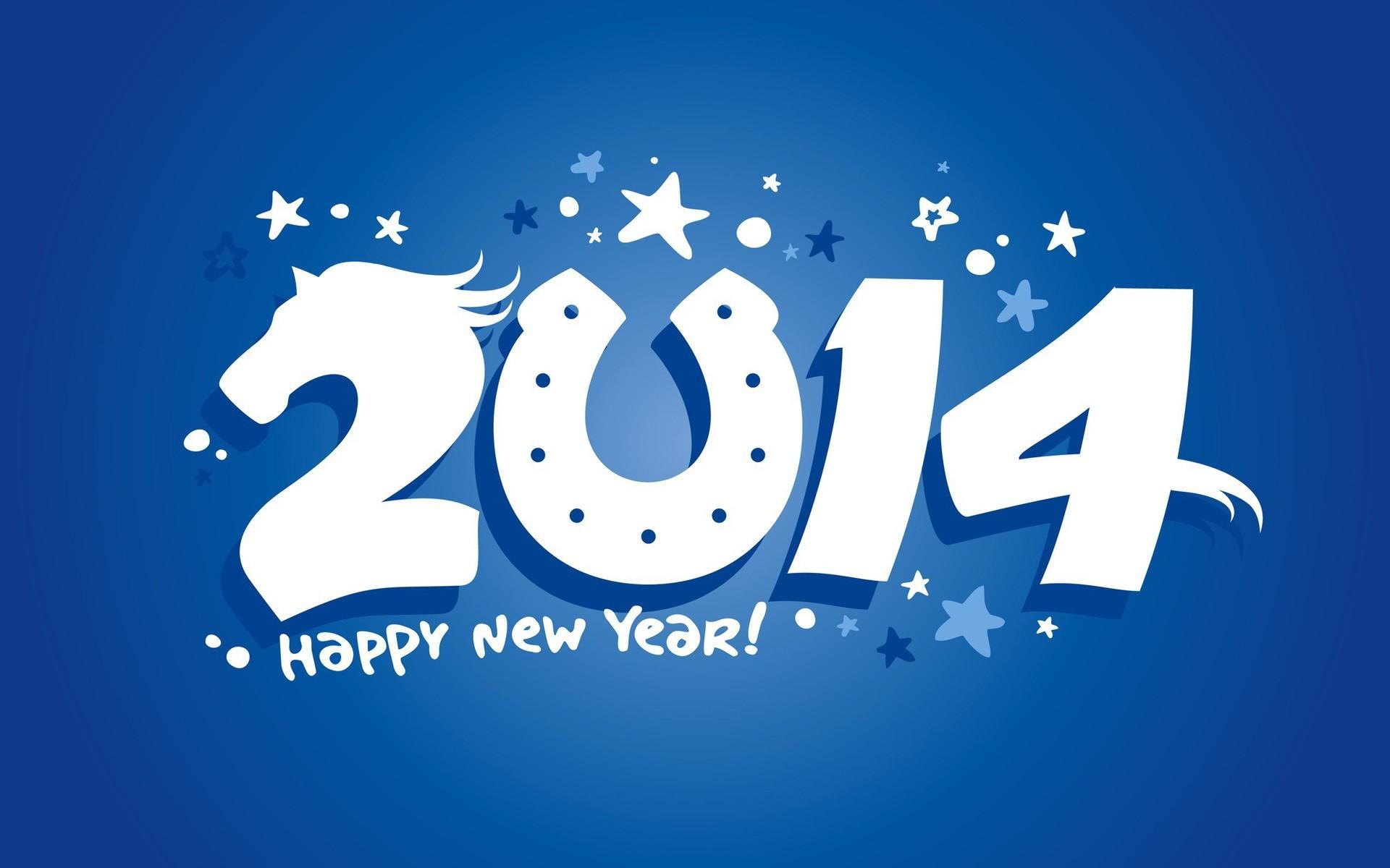 Картинки новый год 2014 прикольные