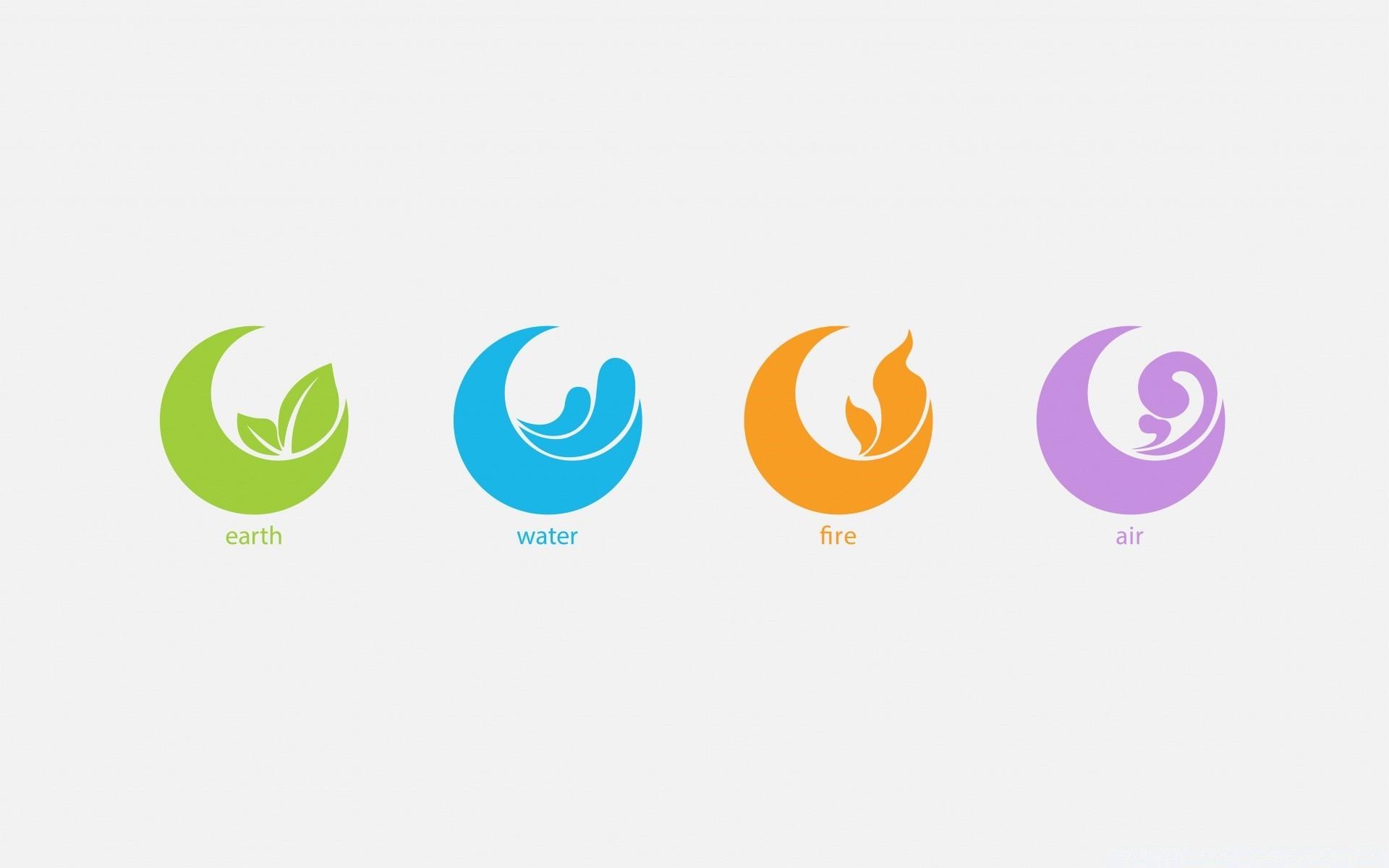 Эмблема стихии земли