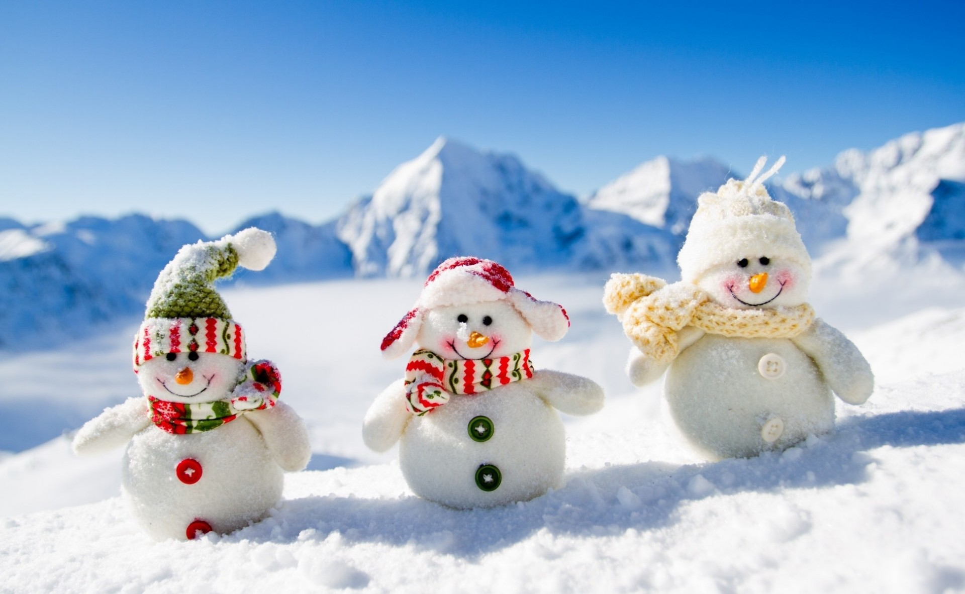 Снеговик своими руками на новый год 2015