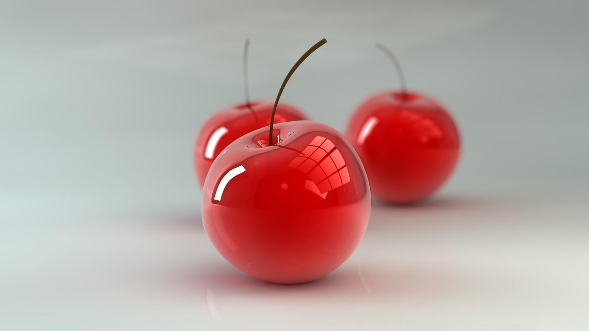 Картинка для рабочего стола стеклянные фрукты