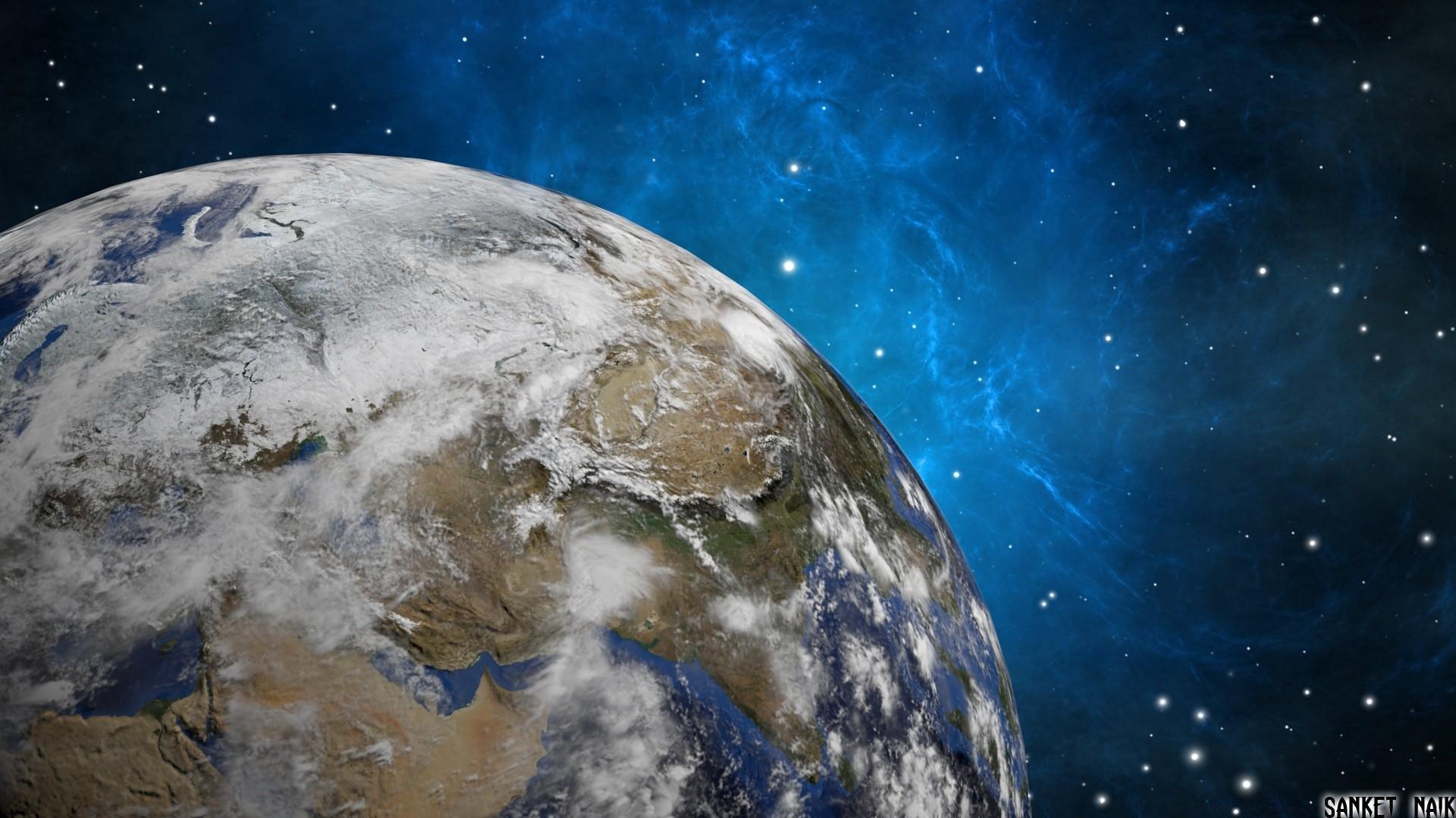 фото земного шара из космоса высокого разрешения вариант, его