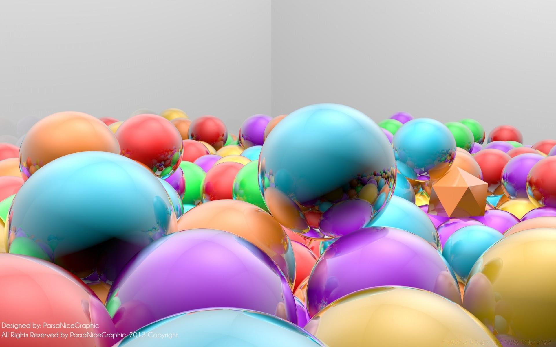 Огни цветные шарики  № 3561004 бесплатно