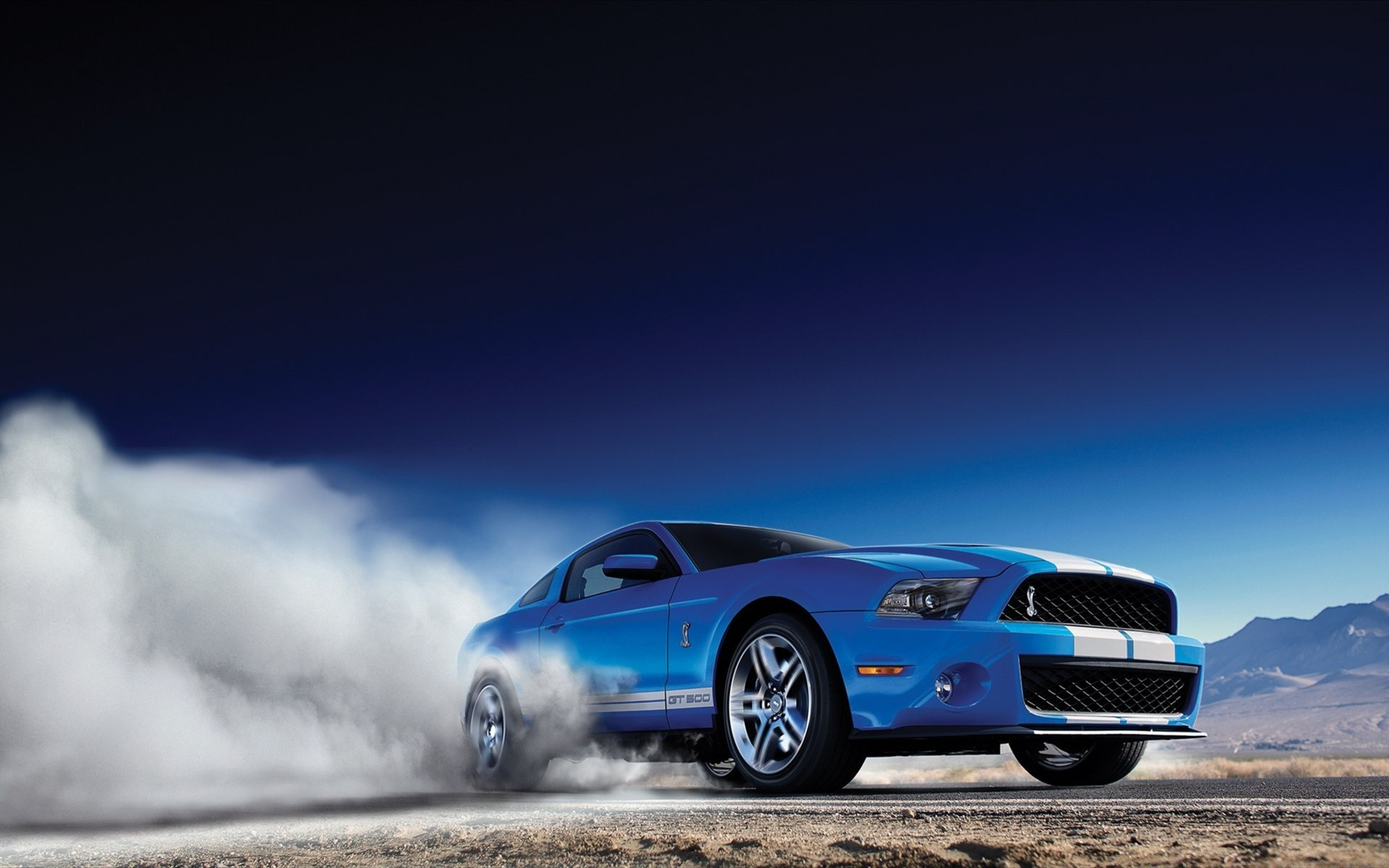 Ford Shelby GT500 2012