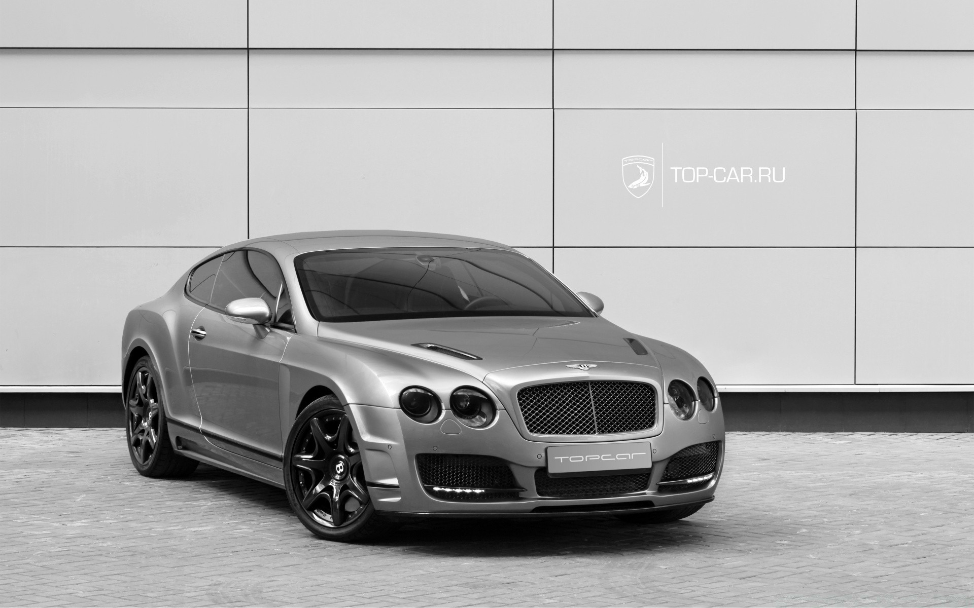 Bentley Continental GT пуля