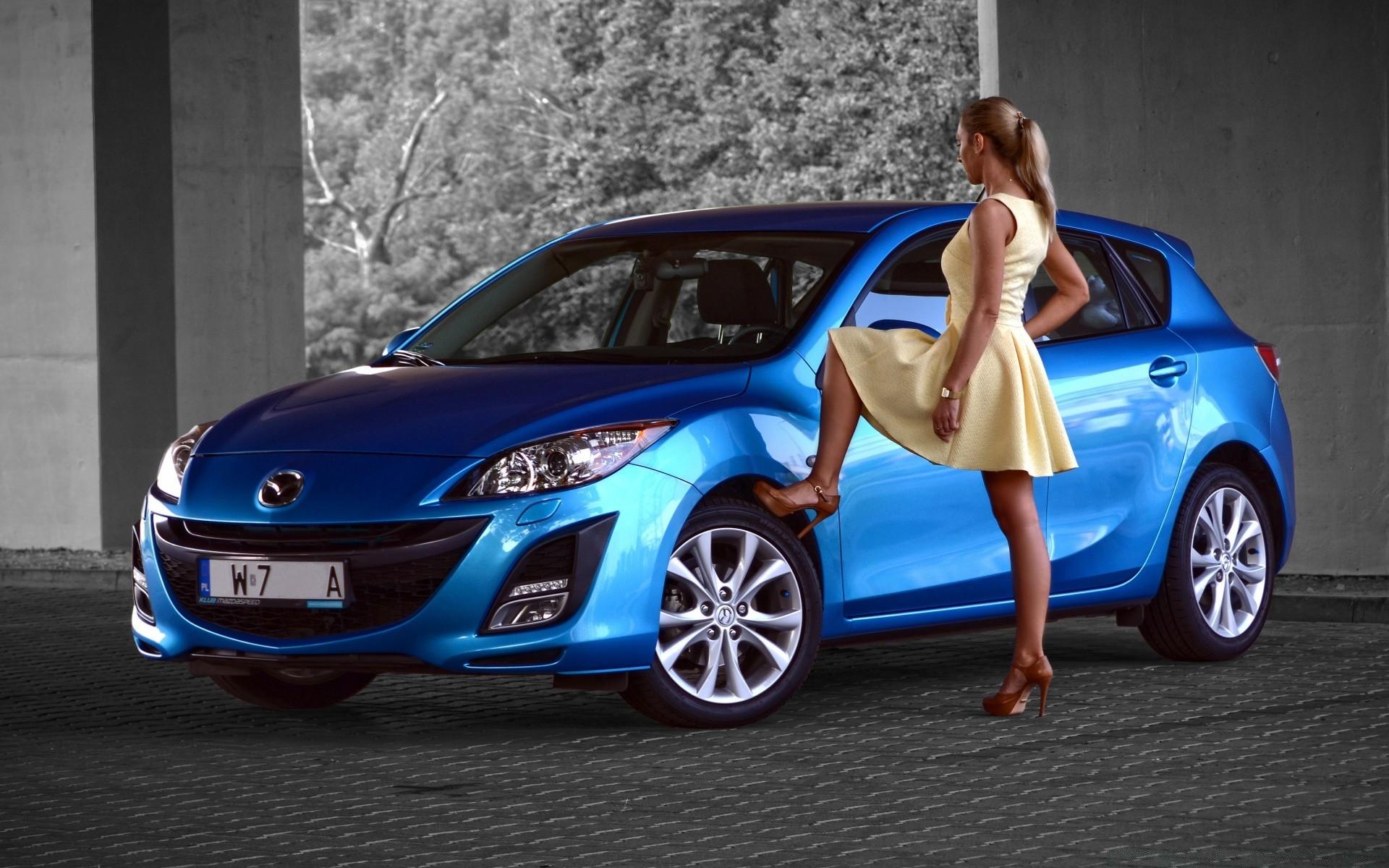 Красивые женские автомобили картинки