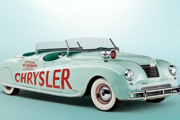1941 Chrysler Newport