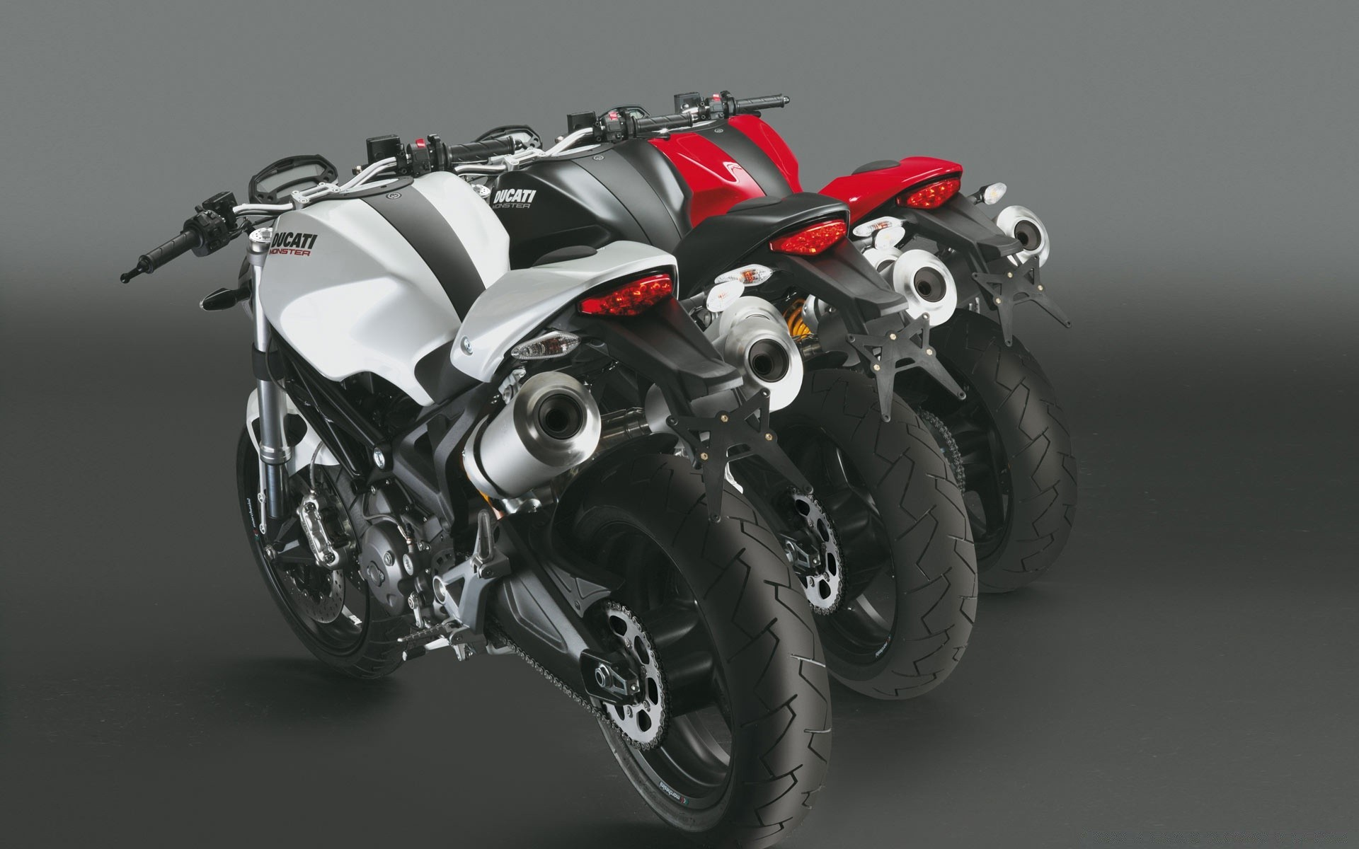 Обои Мотоцикл, просто монстр, хром. Мотоциклы foto 8
