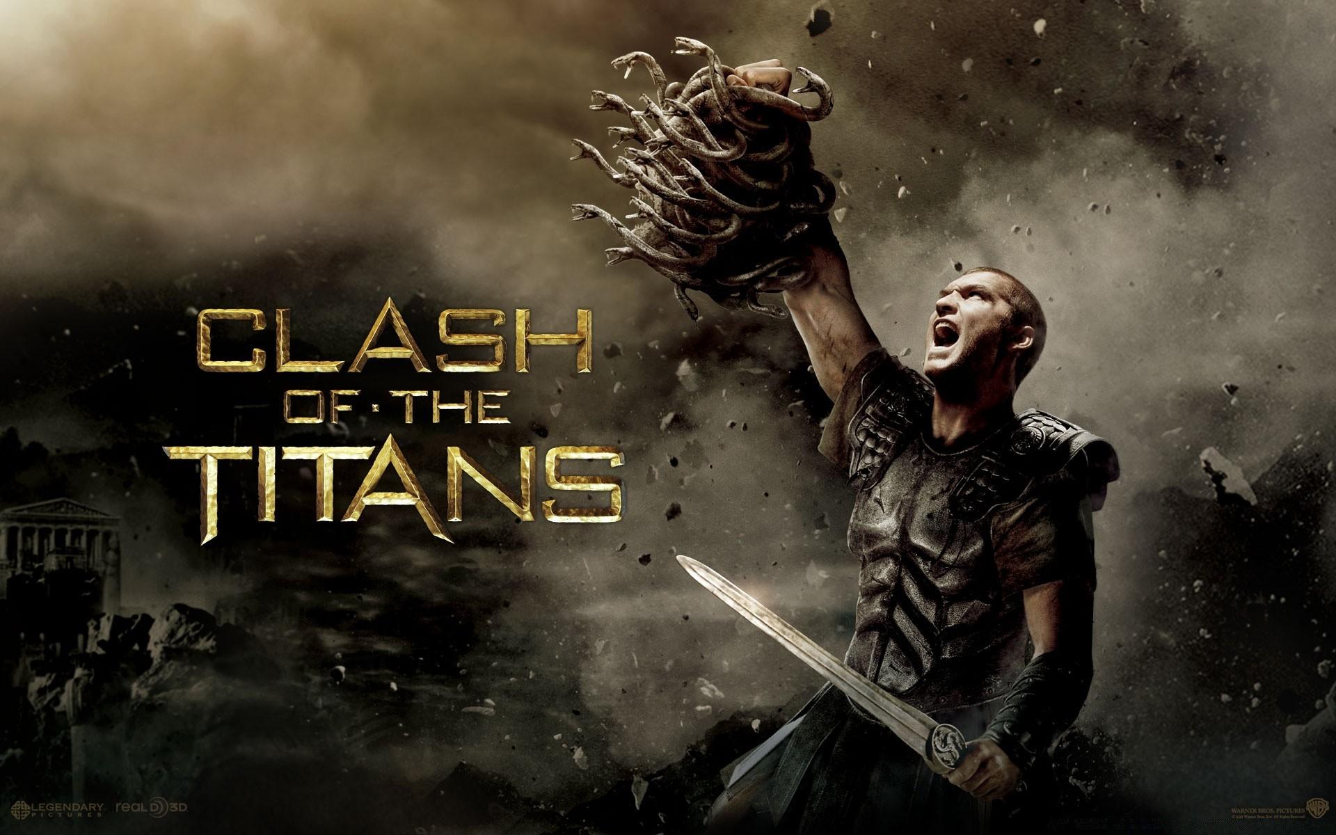 можно битва титанов постеры берегах