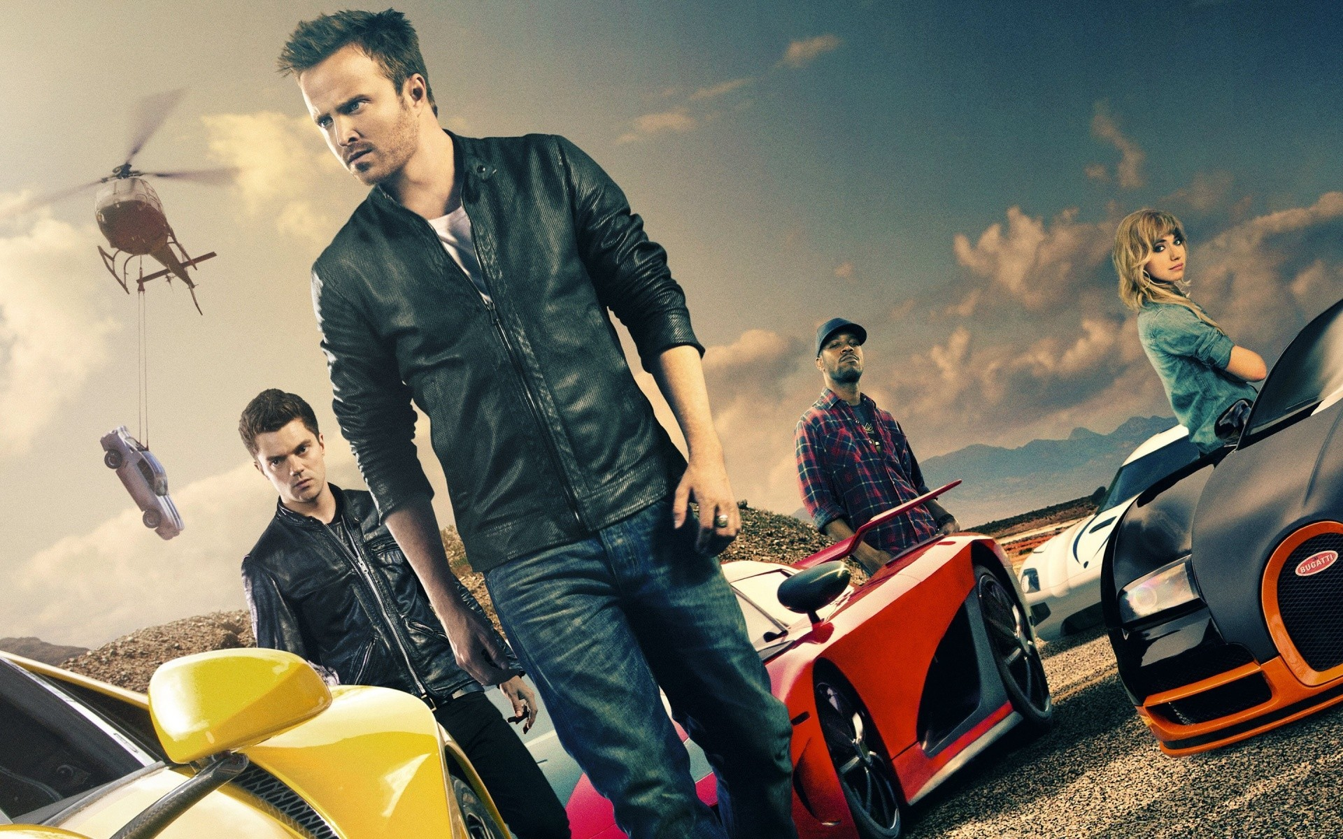 Need For Speed ​​2014 фильм