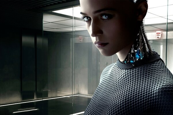 Ex Machina 2015 фильм