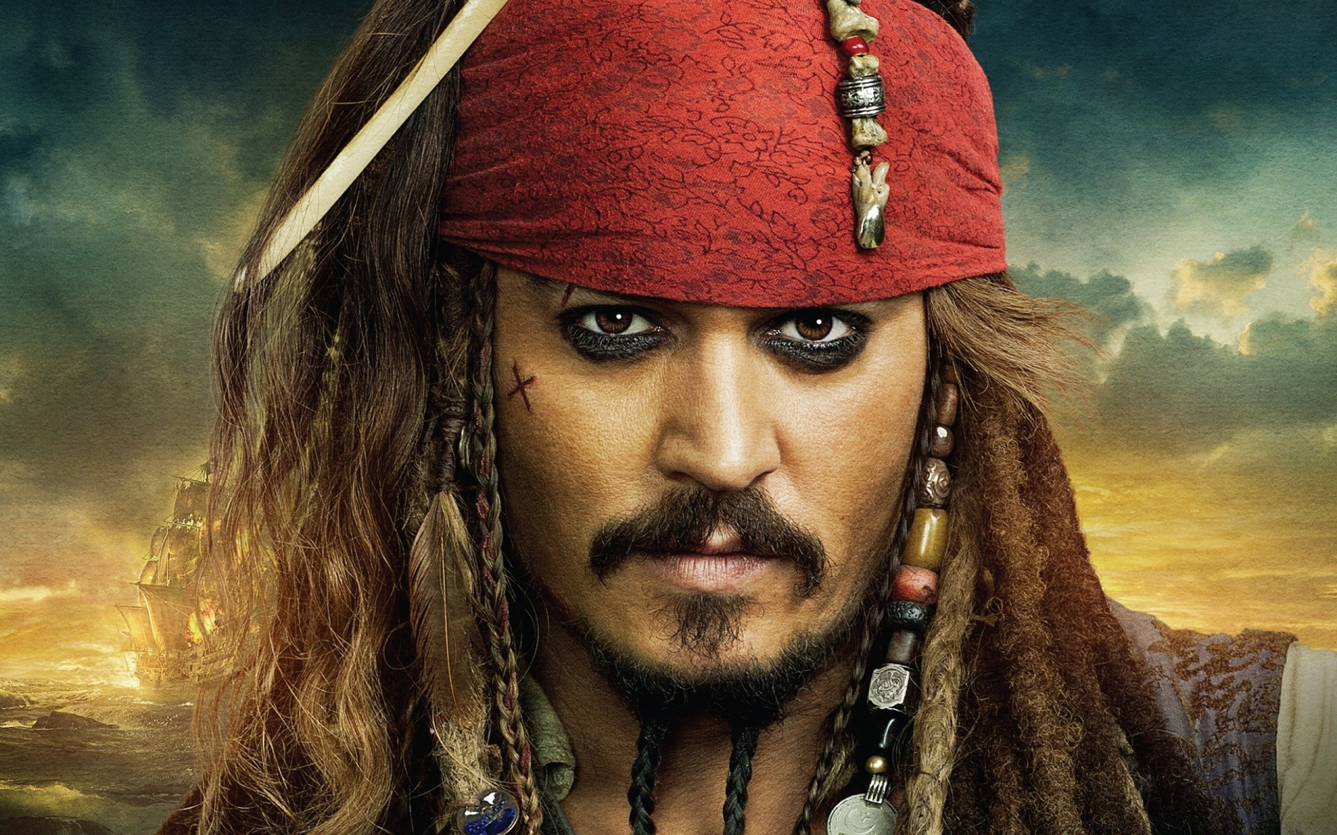 трогательный картинки джонни деппа из пиратов карибского моря военкомат