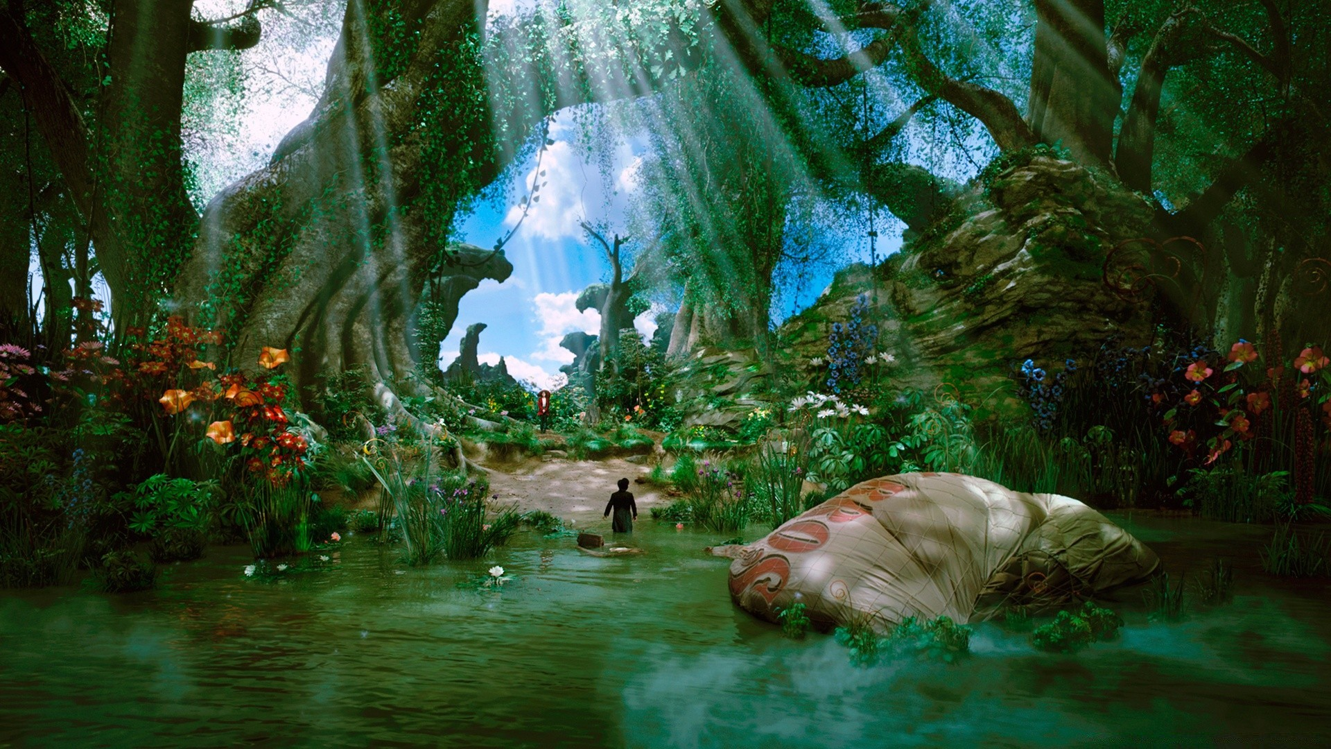 нельзя одновременно смотреть фильмы с красивыми пейзажами вопил