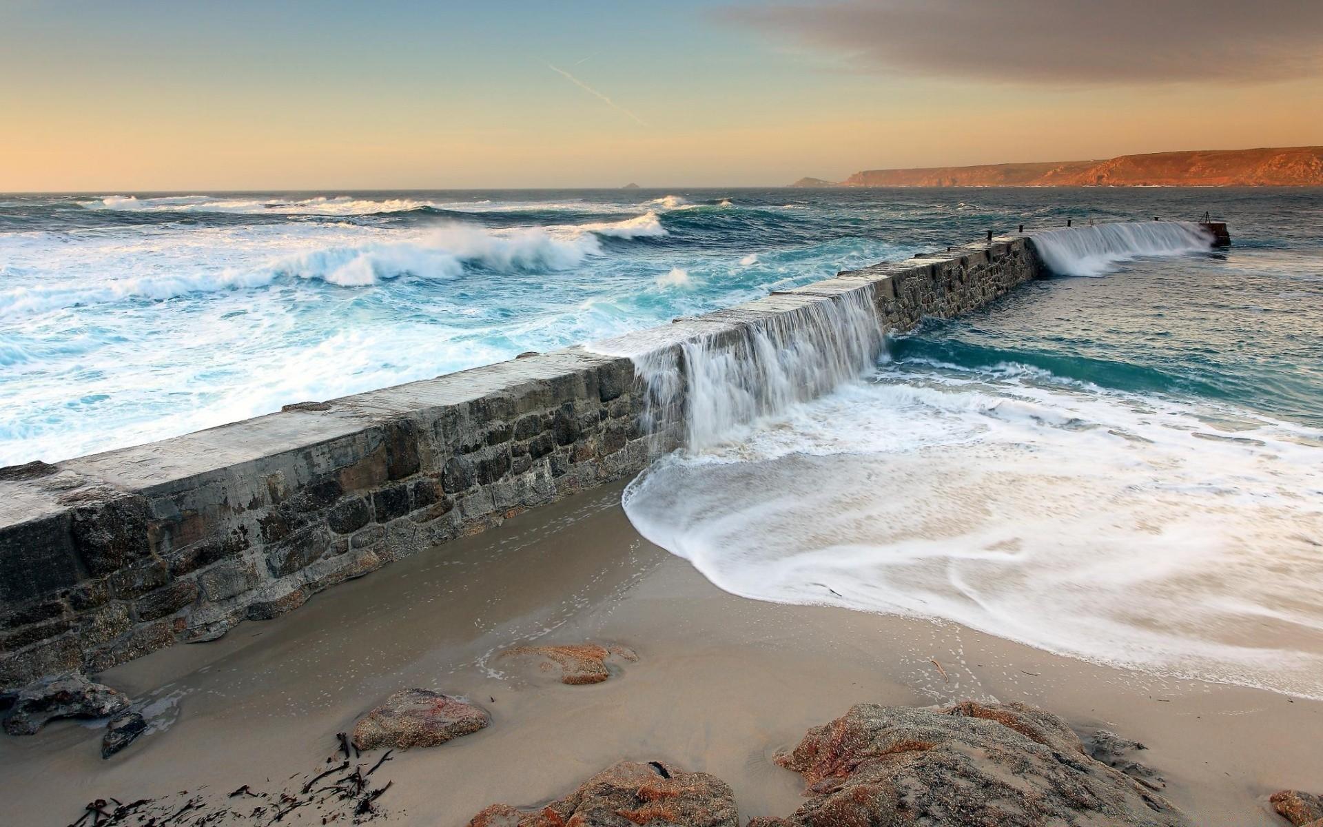 отличные, рады, океанский берег фото часть пенька