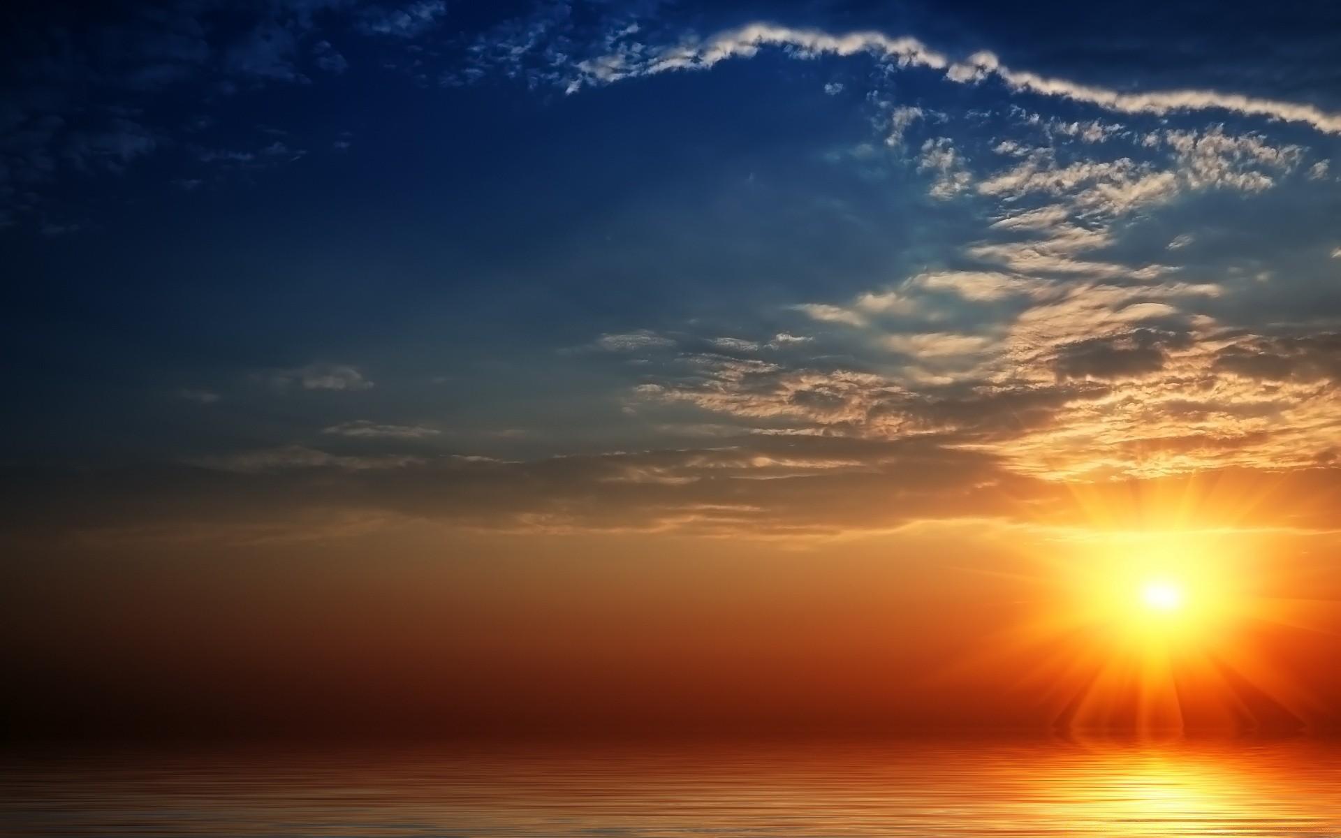 Рассвет небо картинки