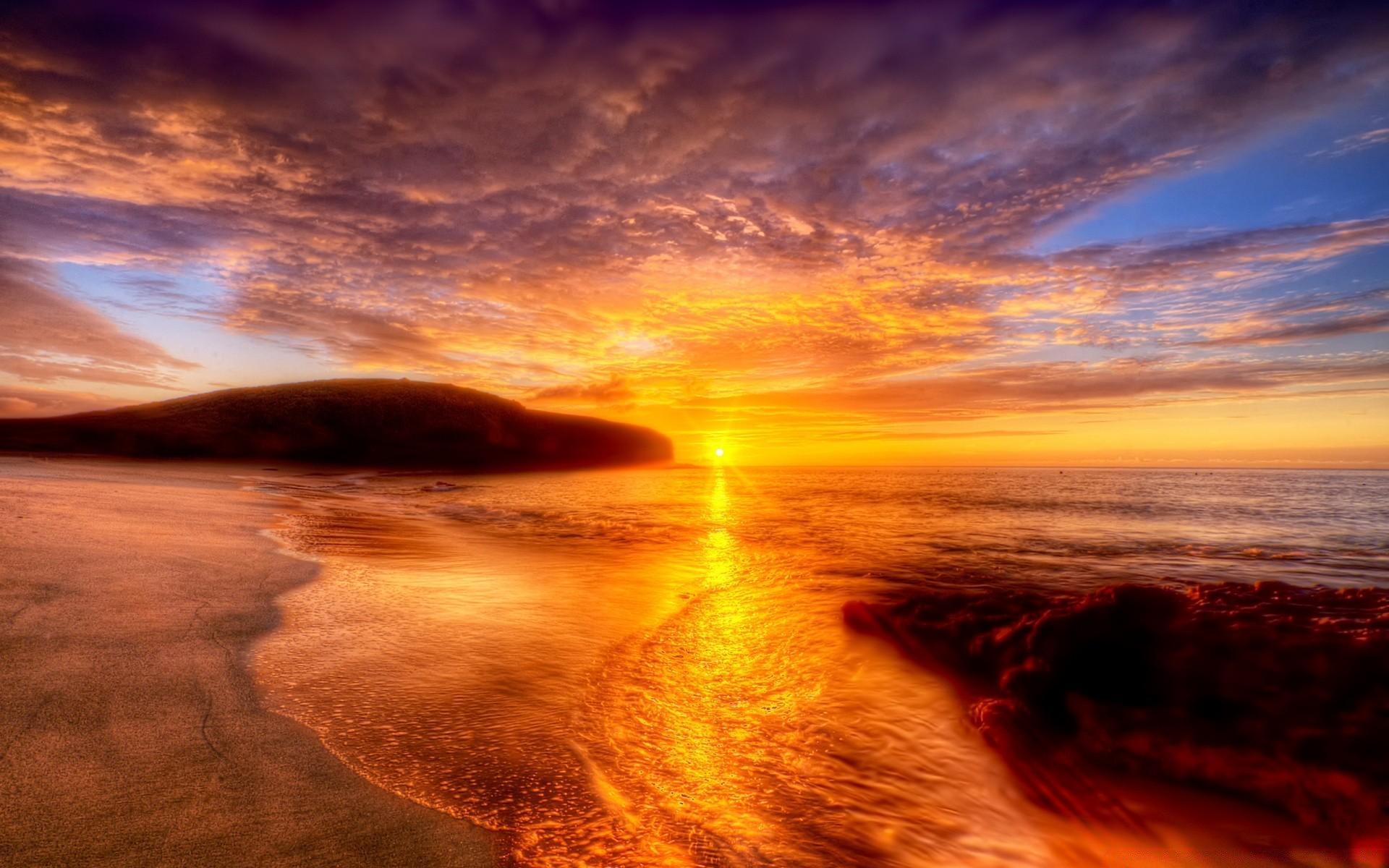 любом самые красивые картинки с закатом солнца боевой модуль