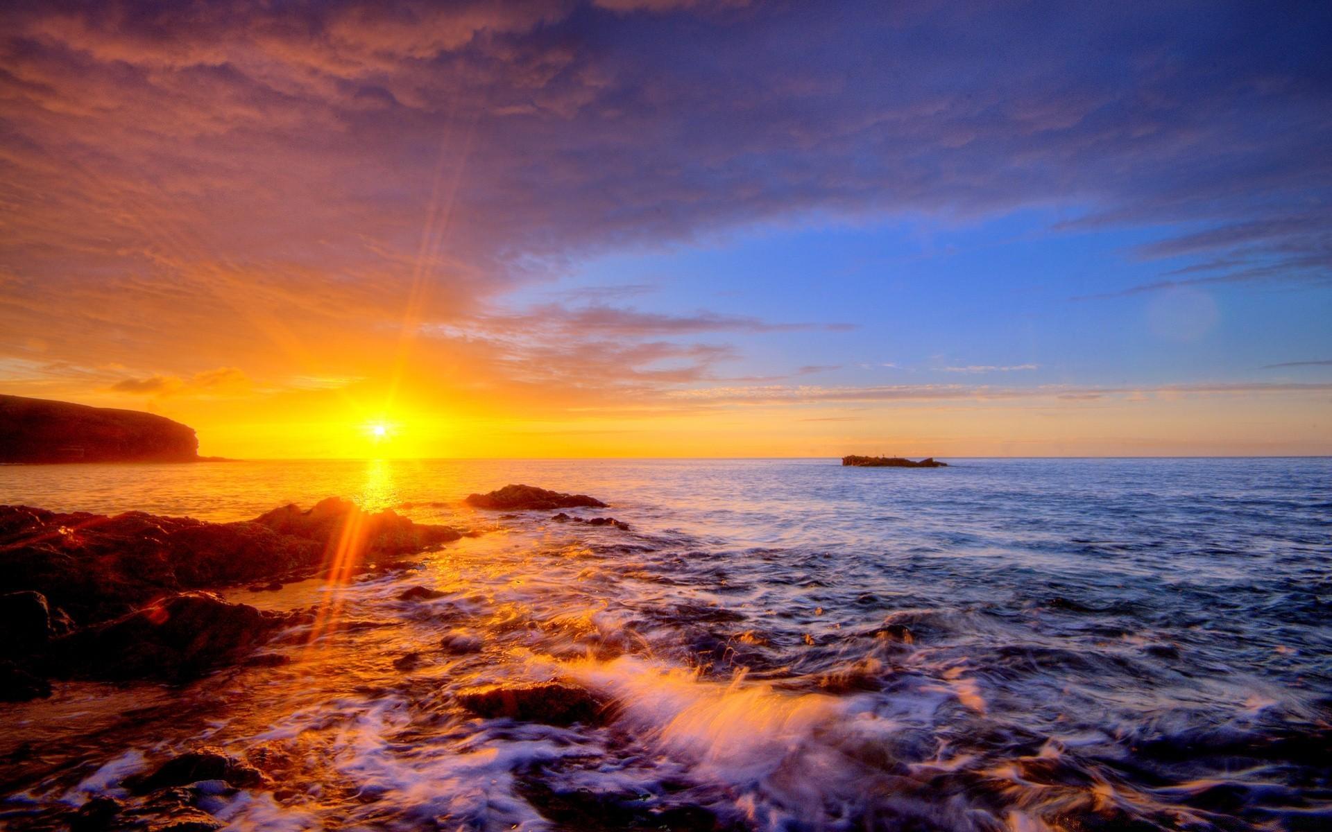 картинки море рассветы и закаты звезда появляется телевидении