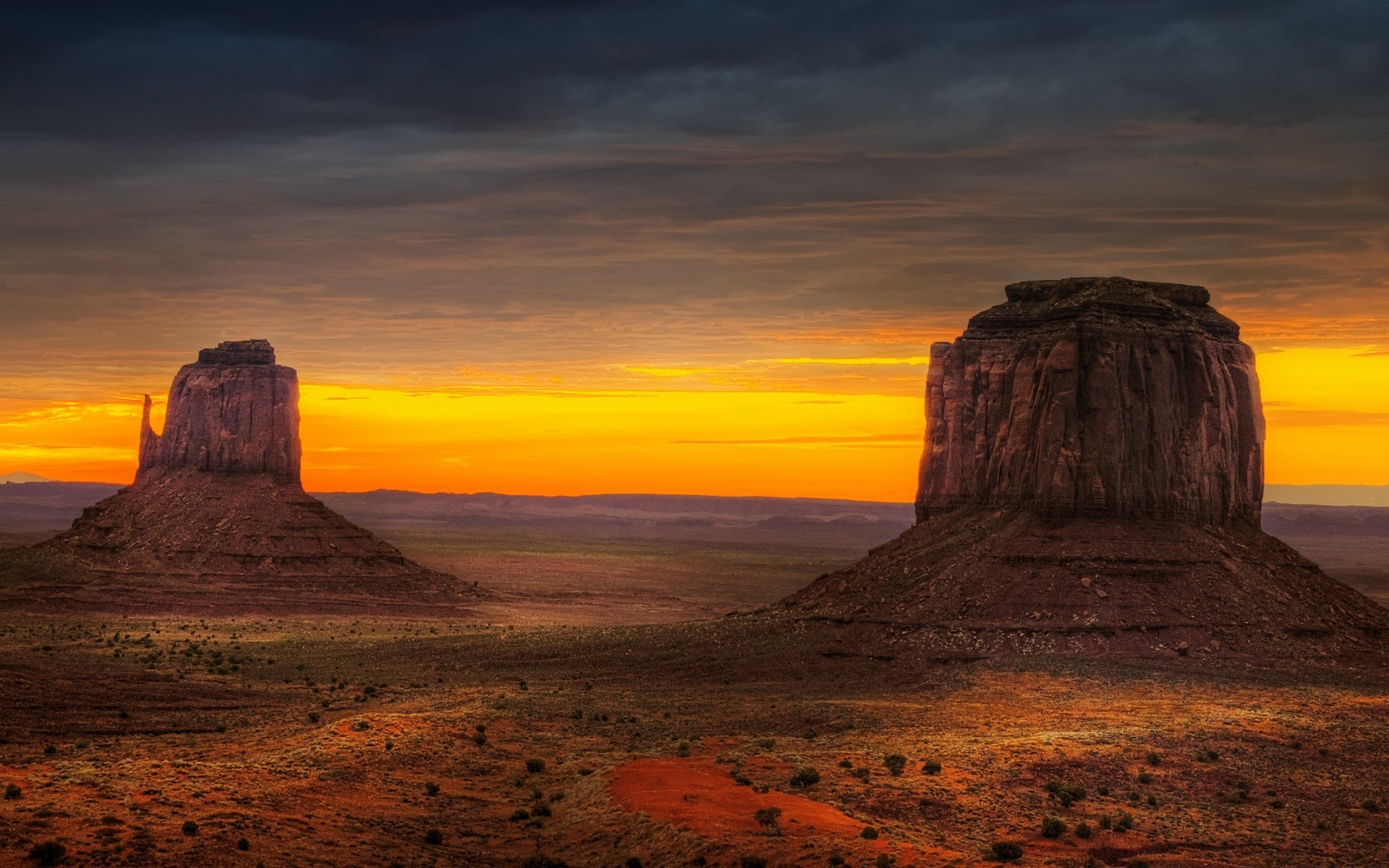 Аризона Monument Valley