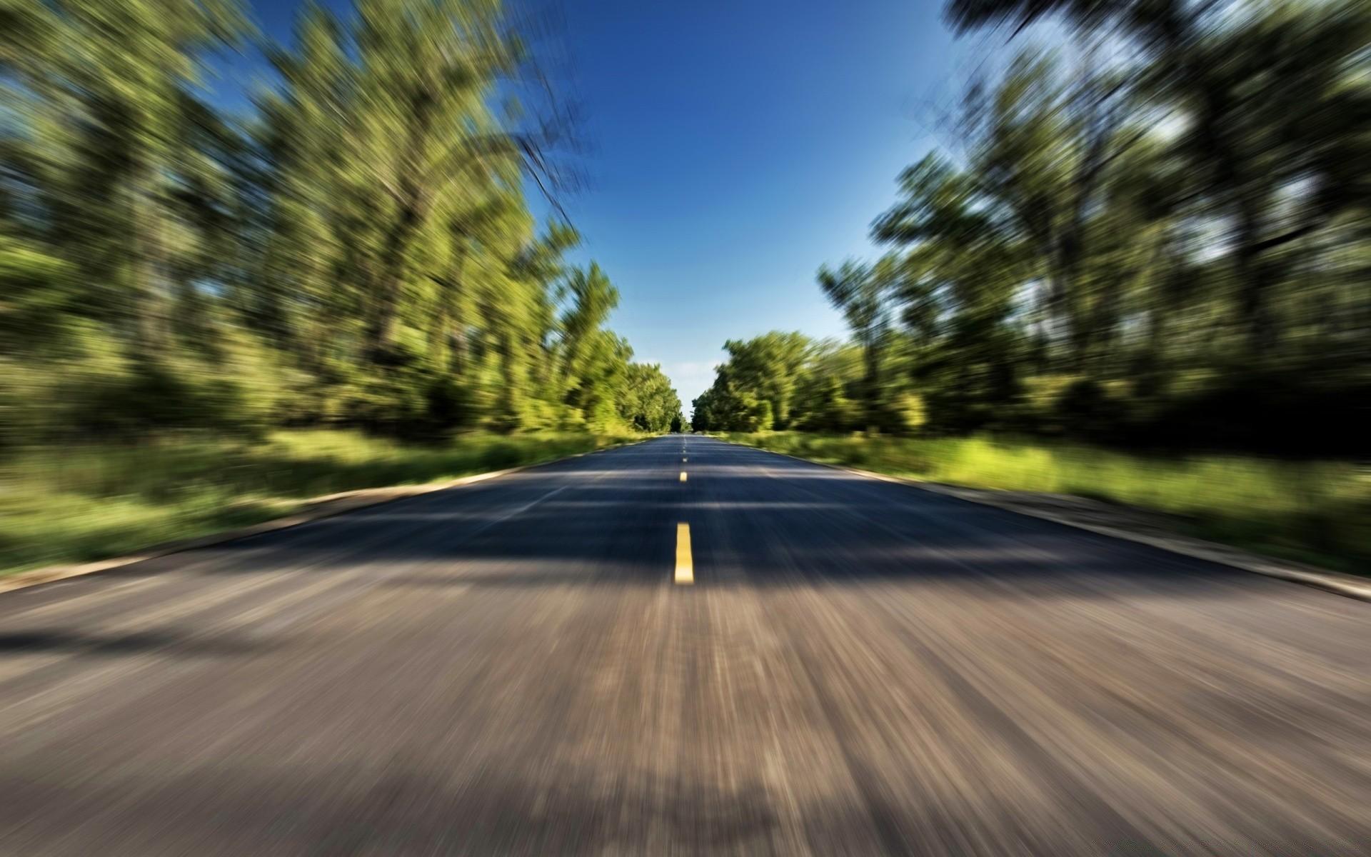 обои скорость дорога являемся